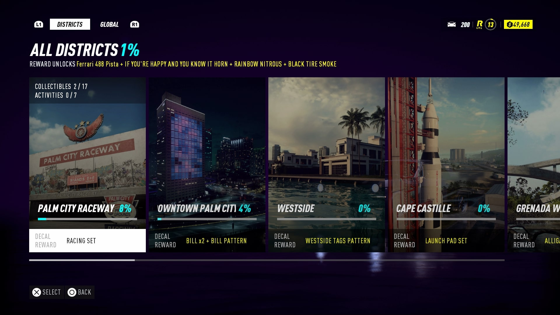 How To Find All The Collectibles And Activities In Need For Speed