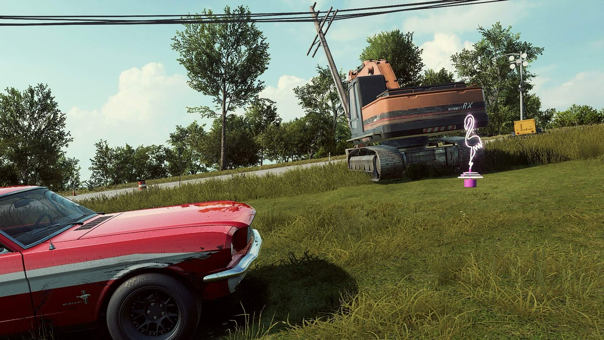 How to Unlock and Find Flamingos in Need for Speed Heat