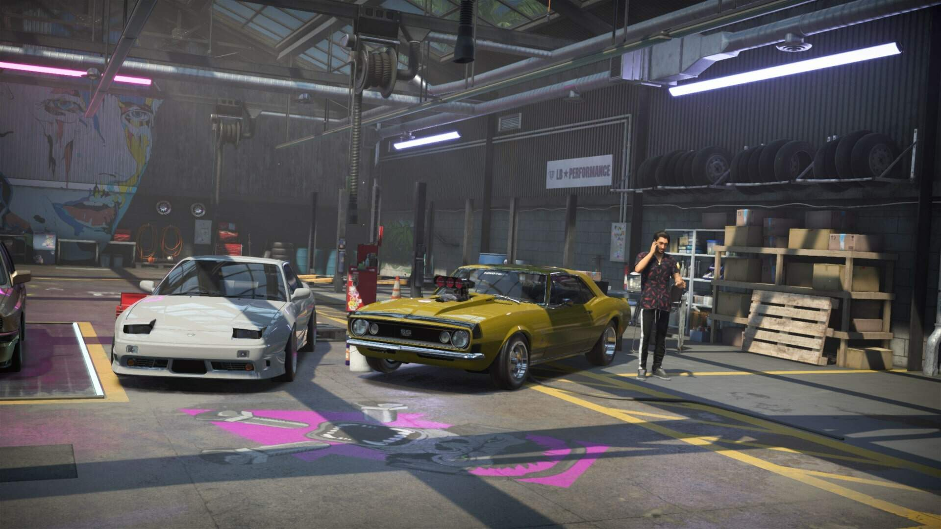 How To Fix And Repair Your Car In Need For Speed Heat Usgamer