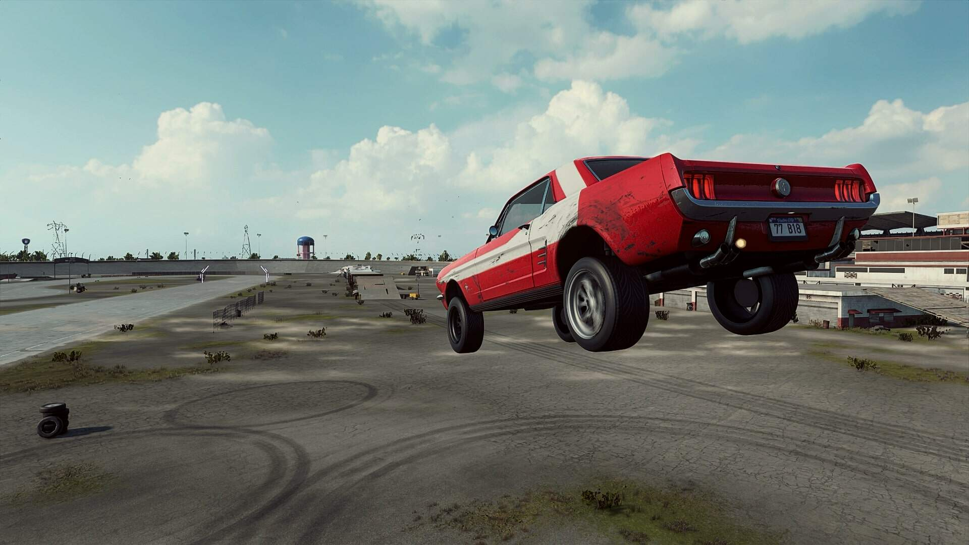 Need For Speed Heat We Recreate The Jurassic Park Jeep And Other