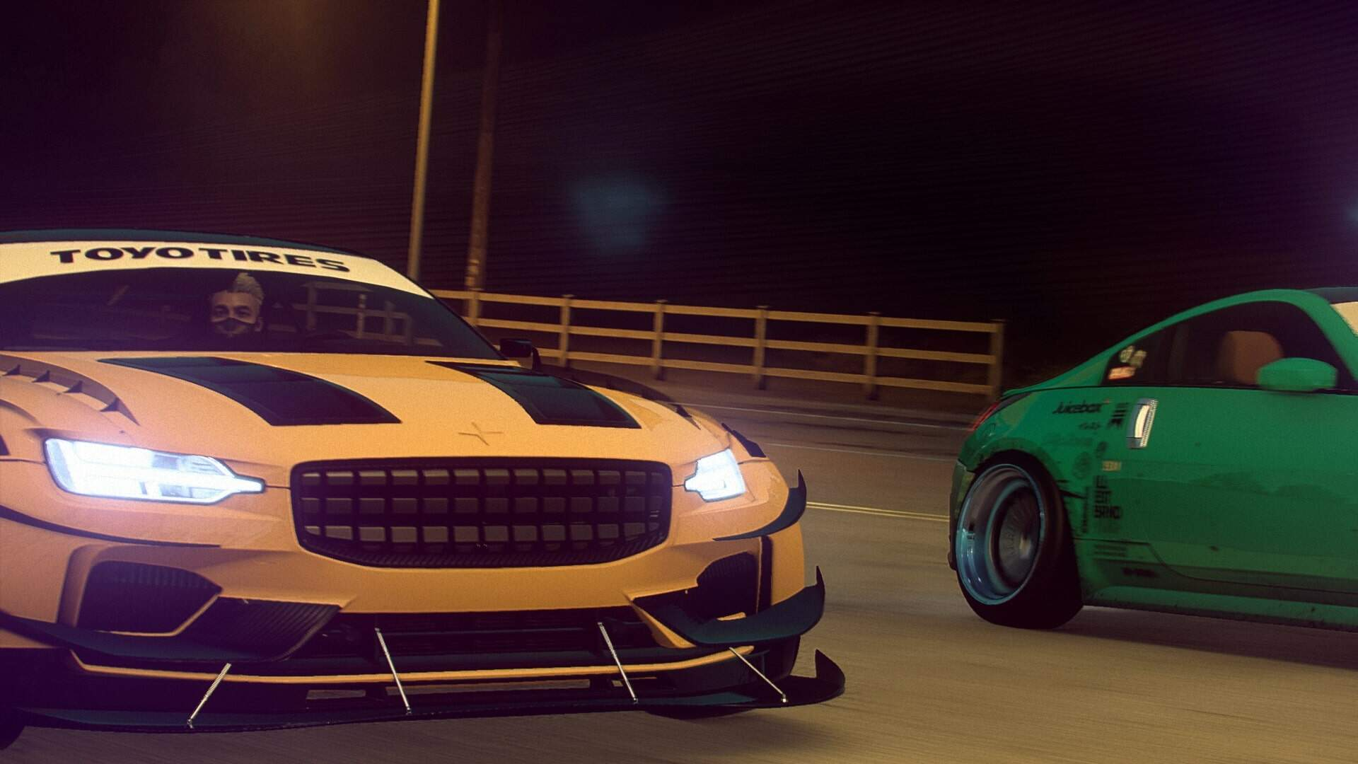How Slipstream Works In Need For Speed Heat