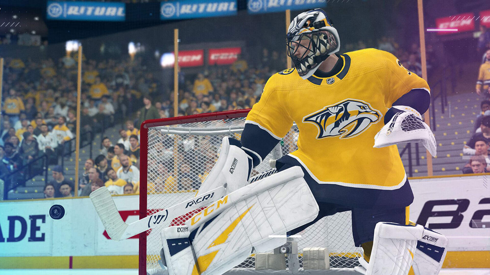 "NHL 21 Wasn't at EA Play Live, But EA Says It's ""Getting Closer"" to Reveal"