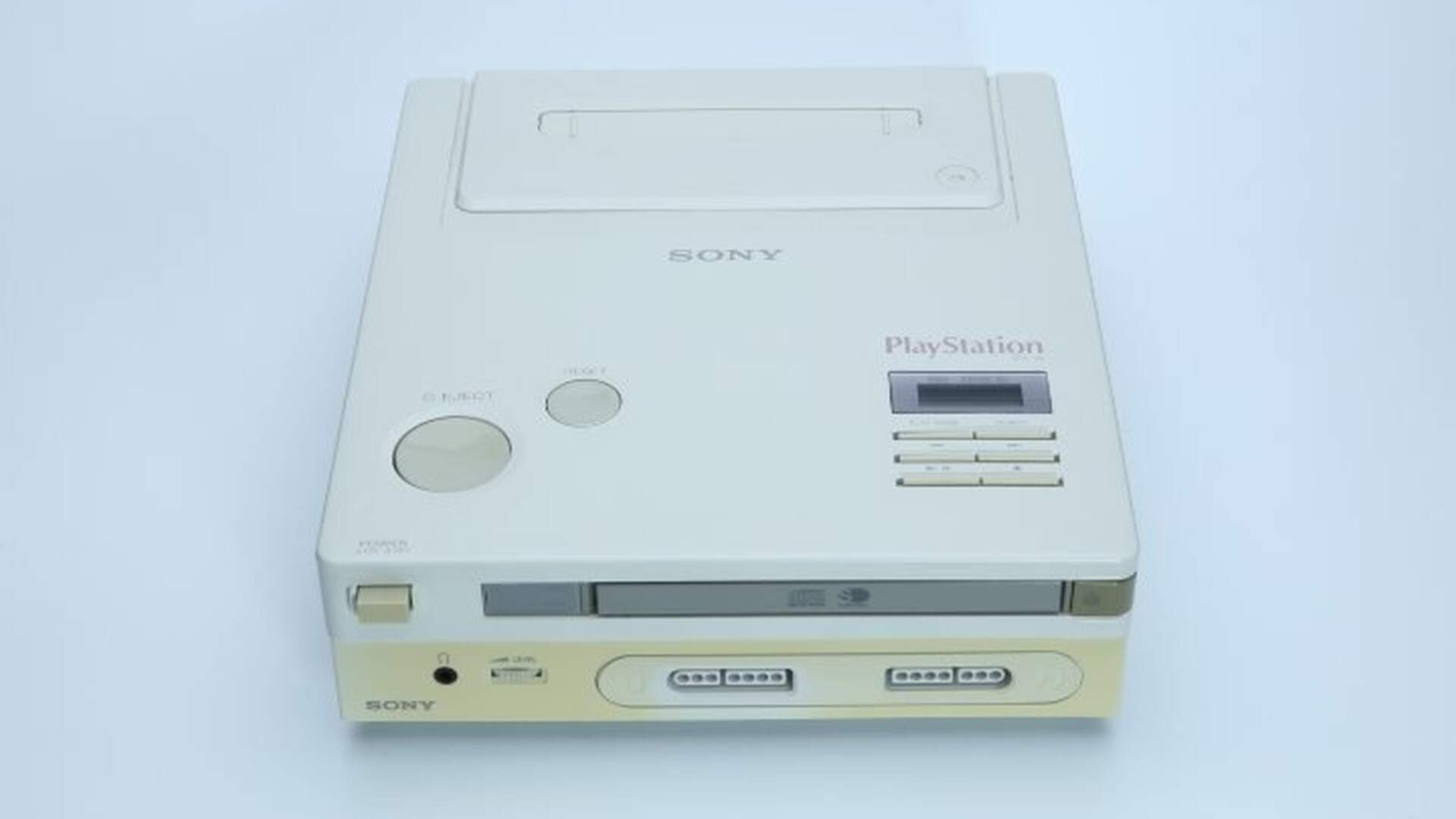 The Owner of the Legendary Nintendo PlayStation Prototype Wants to Put It Up For Sale