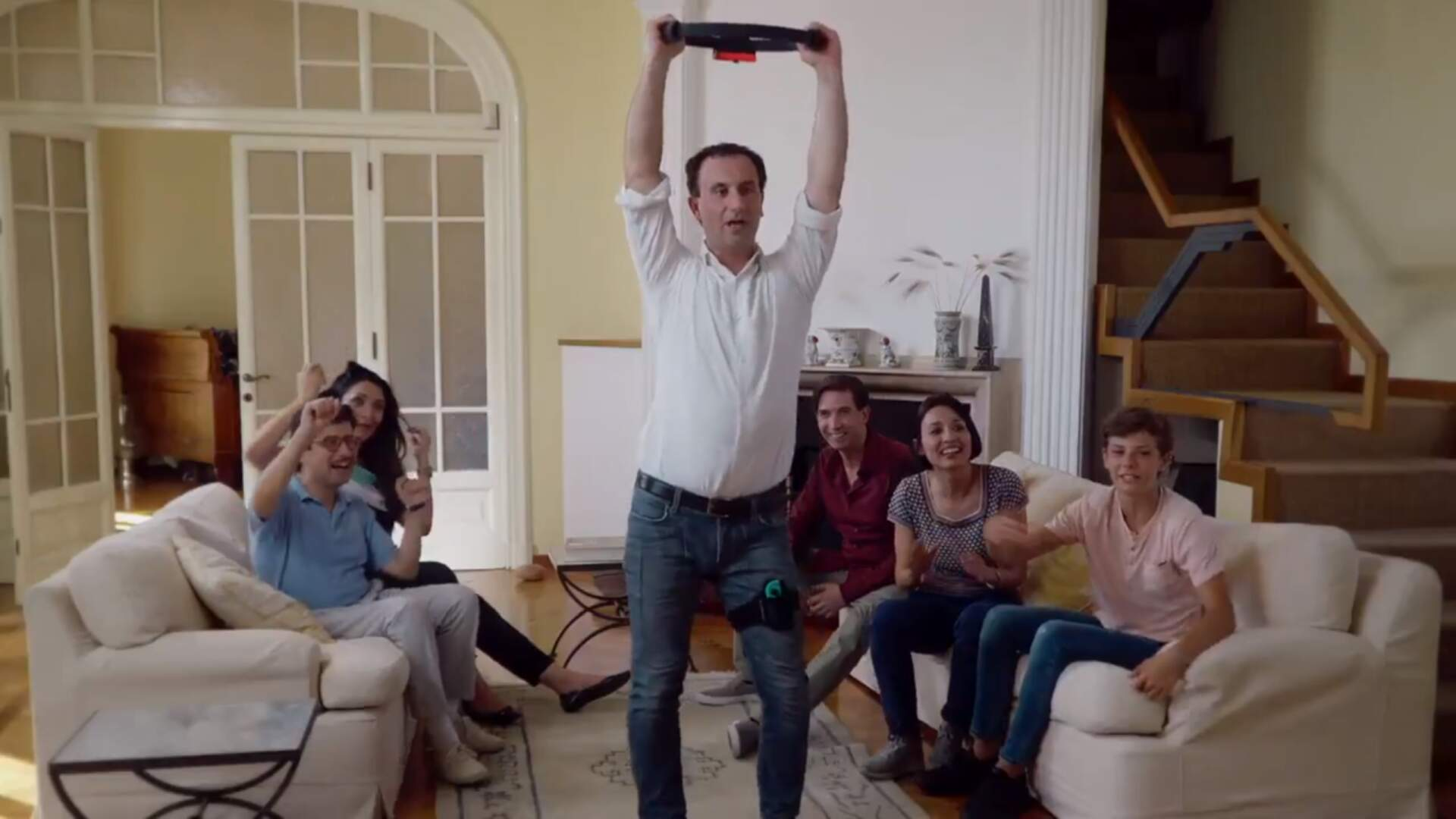 Nintendo Teases Spiritual Successor To Wii Fit... We Think?