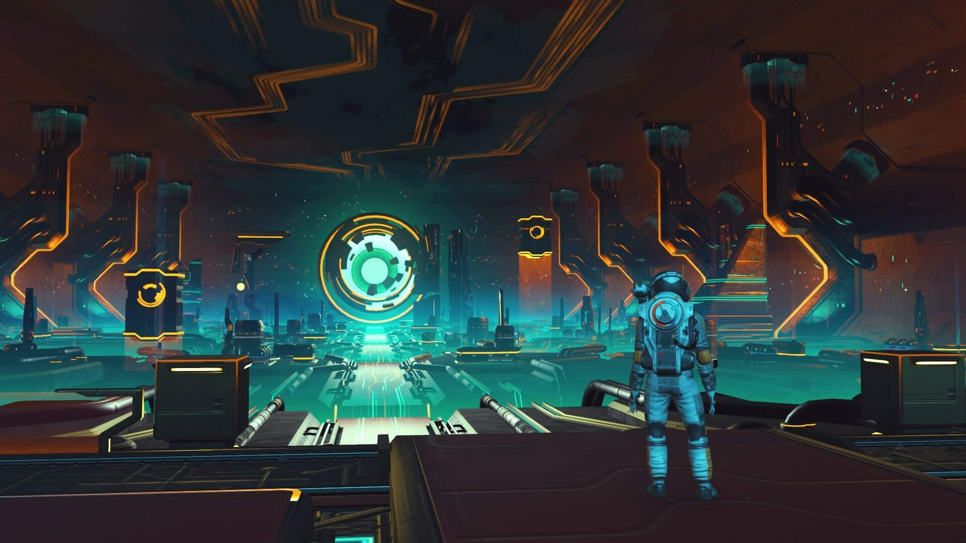 No Man's Sky Nexus: Nexus Social Hub, Multiplayer Missions, Construction Research Terminal - Everything You Need to Know