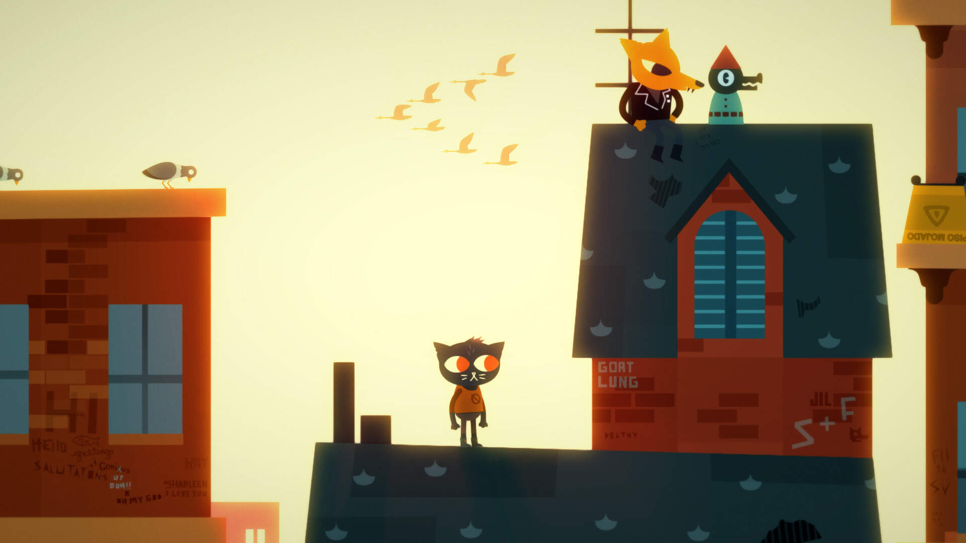 "Night in the Woods' Scott Benson Teases ""Brand New"" Game, Not a Sequel"