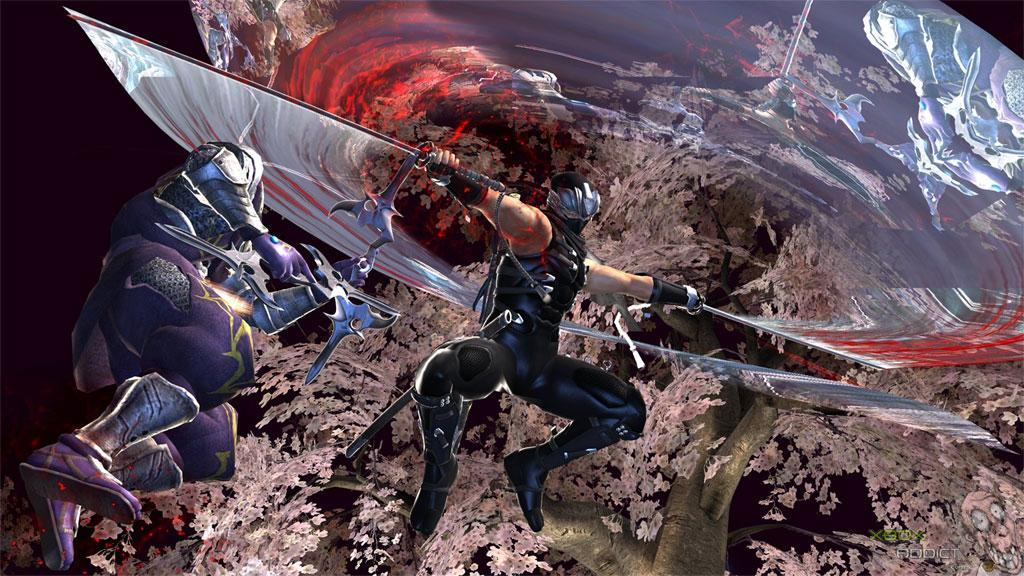 Ninja Gaiden 2 Leads The Latest Wave Of Xbox One X Enhanced