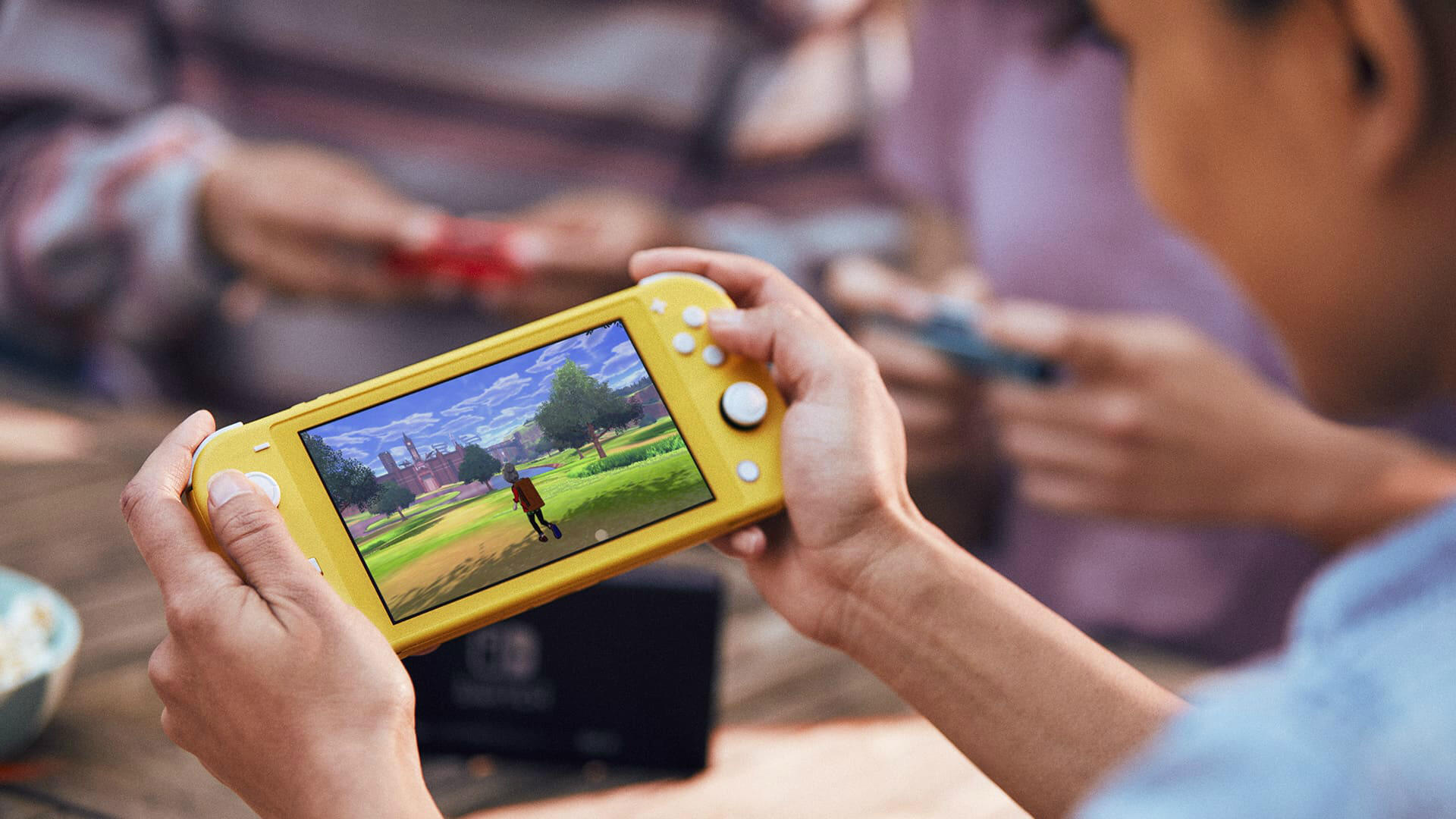 It's Time for Nintendo Switch Games to Have a Better Handheld Experience
