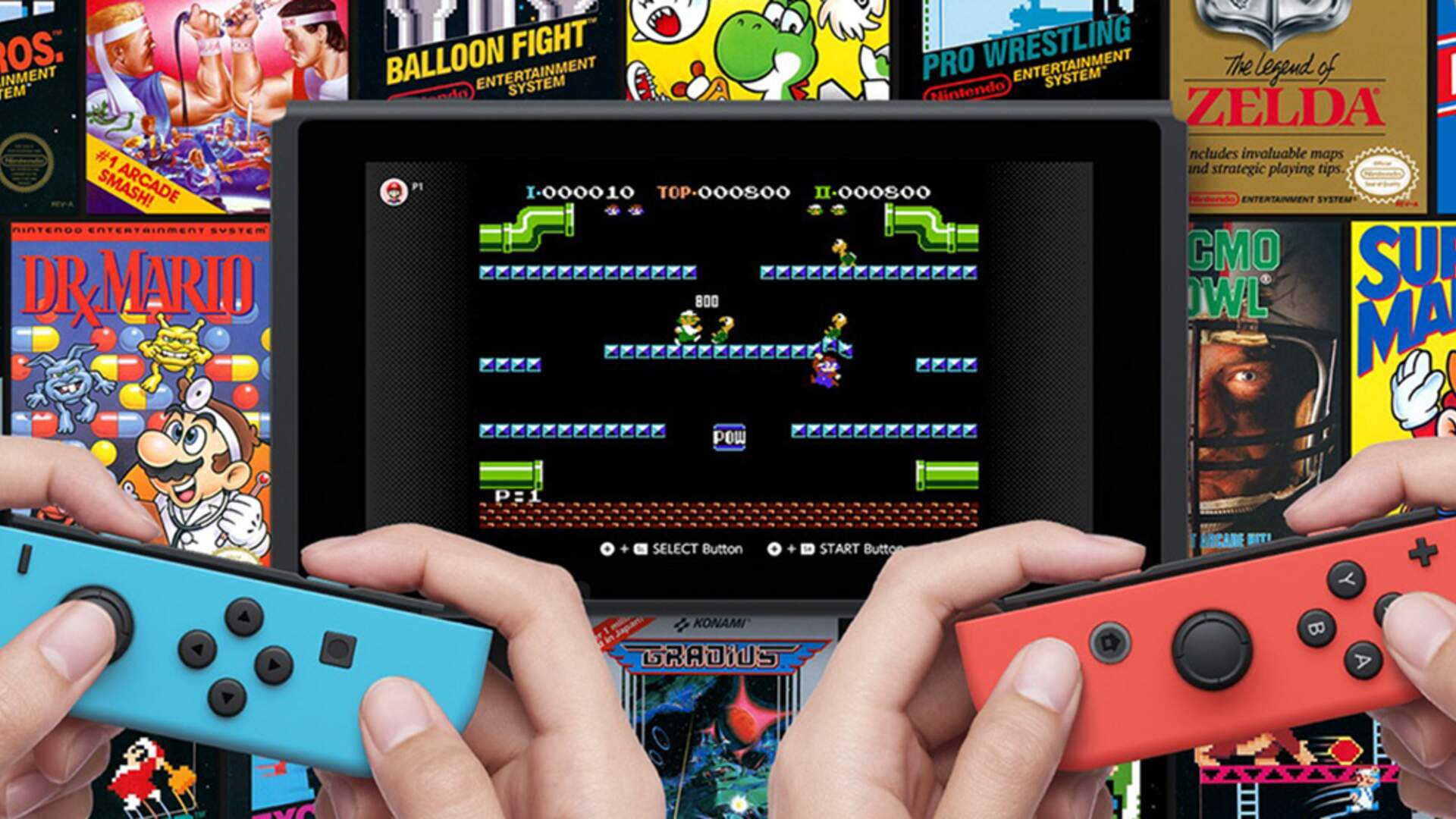 """Nintendo on Switch Online's NES Library: """"We Need to Keep Expanding"""""""