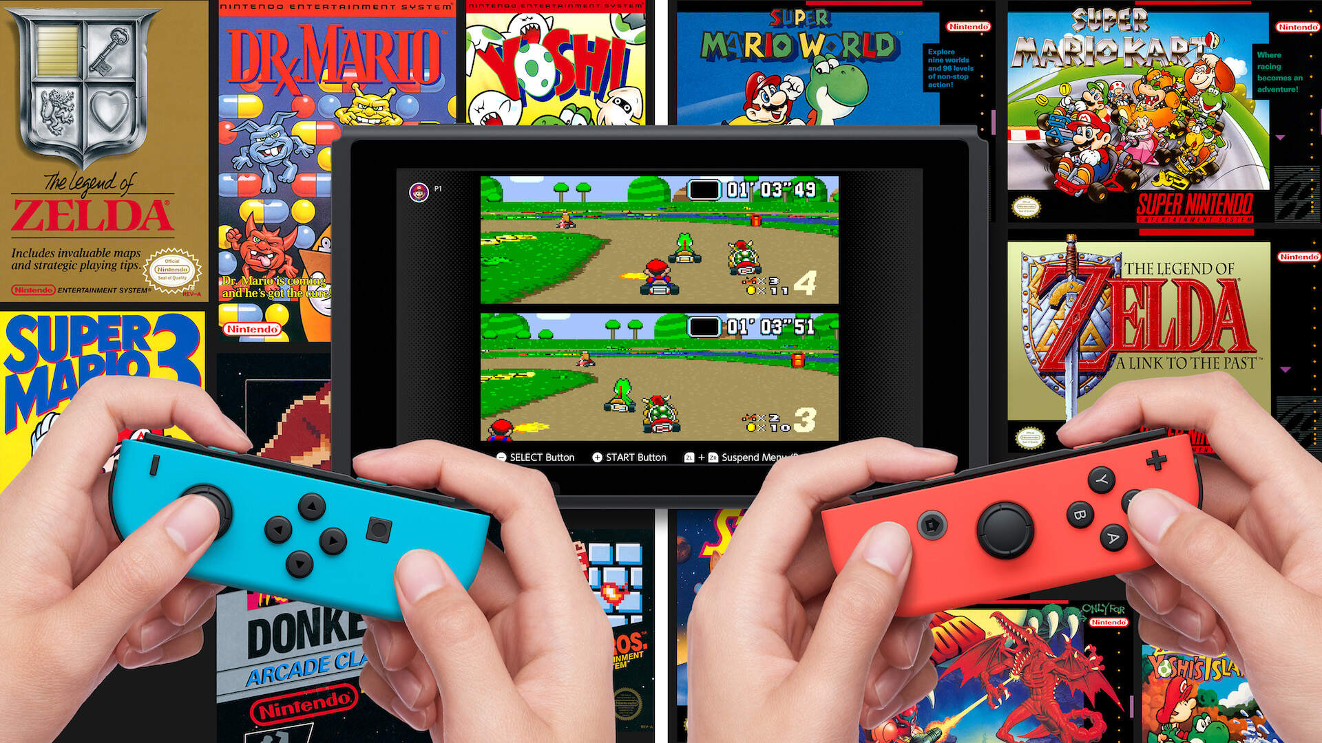 Nintendo Switch Online - Price, Trial, Free SNES and NES Games List September 2019