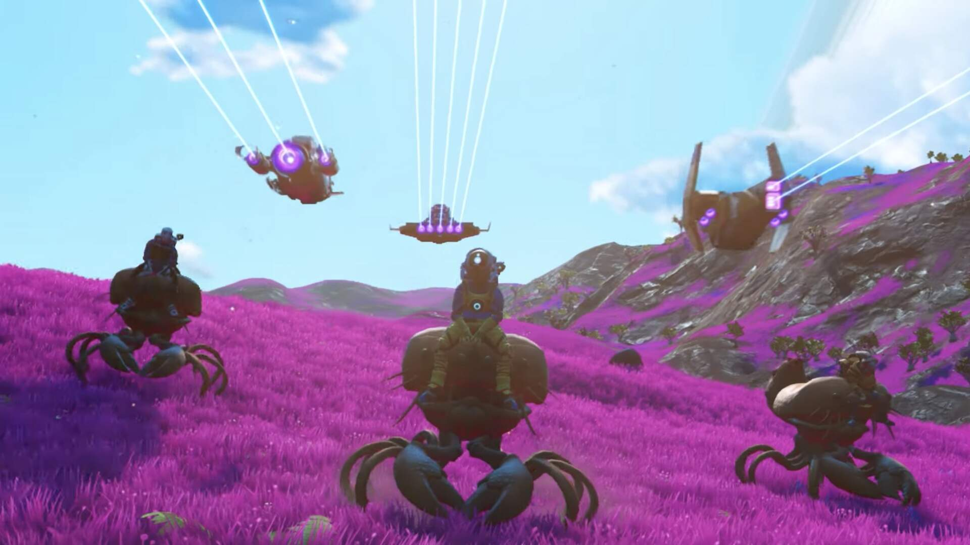 No Man's Sky's Beyond Update is Rough, But It's Already Getting Patched Up