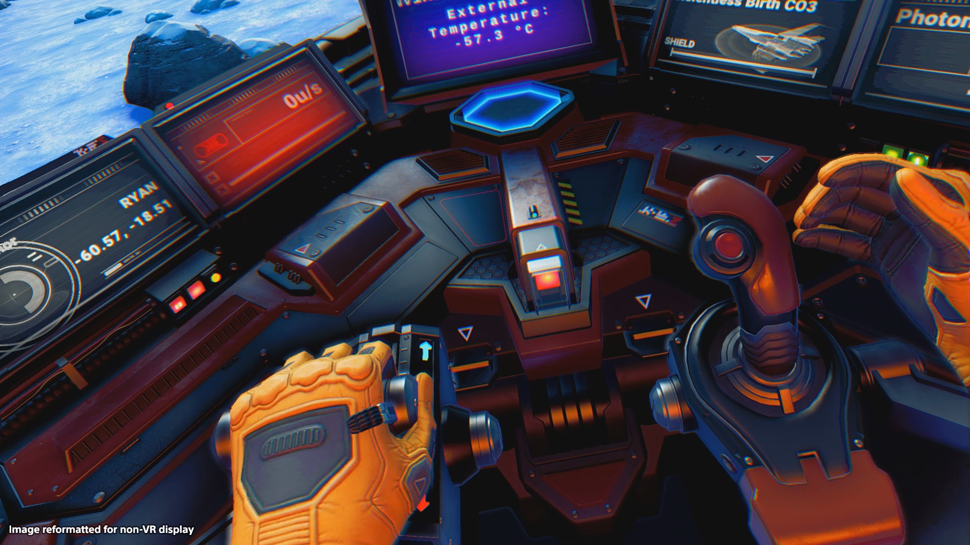 In No Man's Sky VR, No One Can Hear You Puke From Spinning