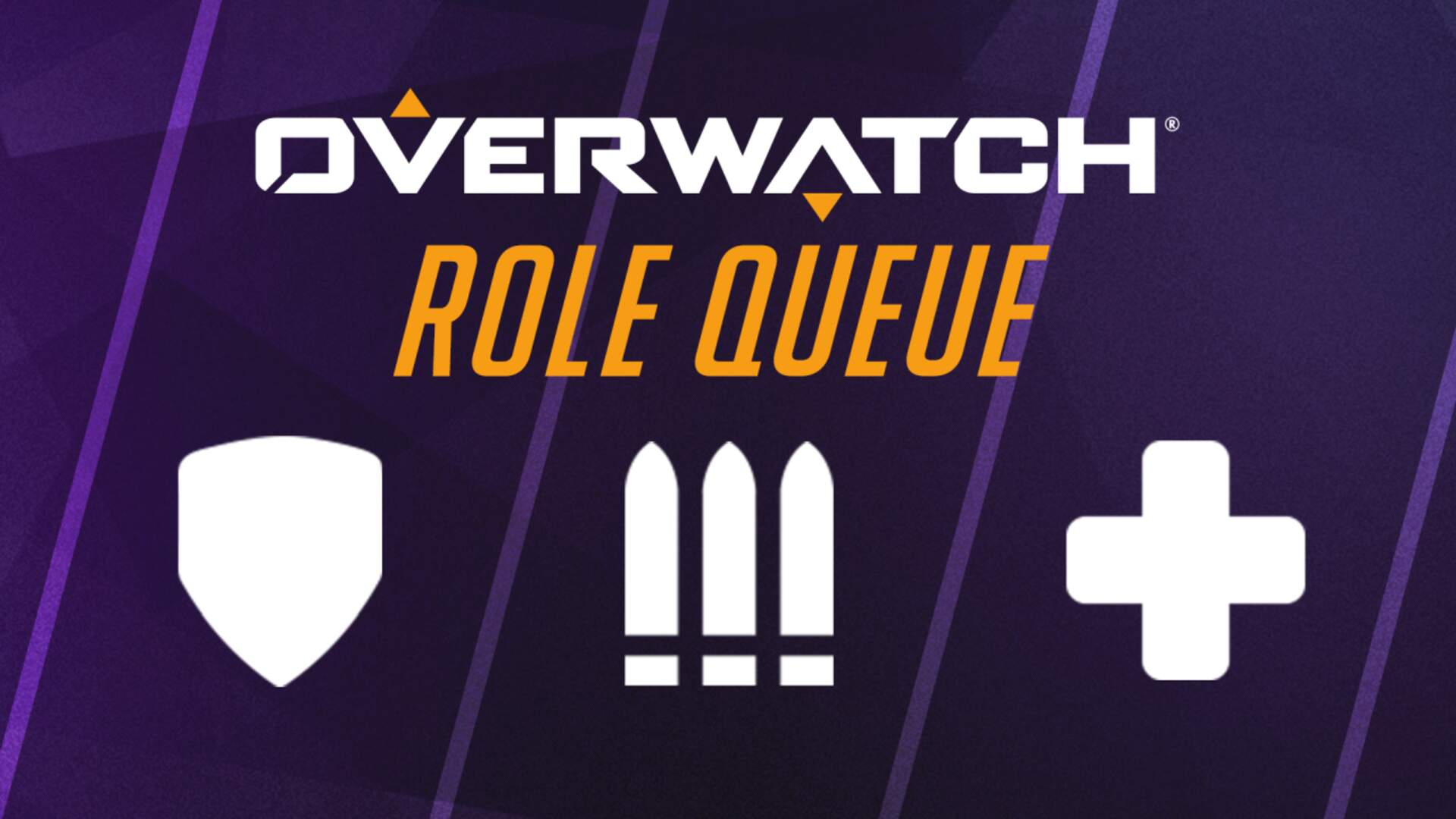Overwatch Is Adding A Role Queue To Lock Down Team Balance