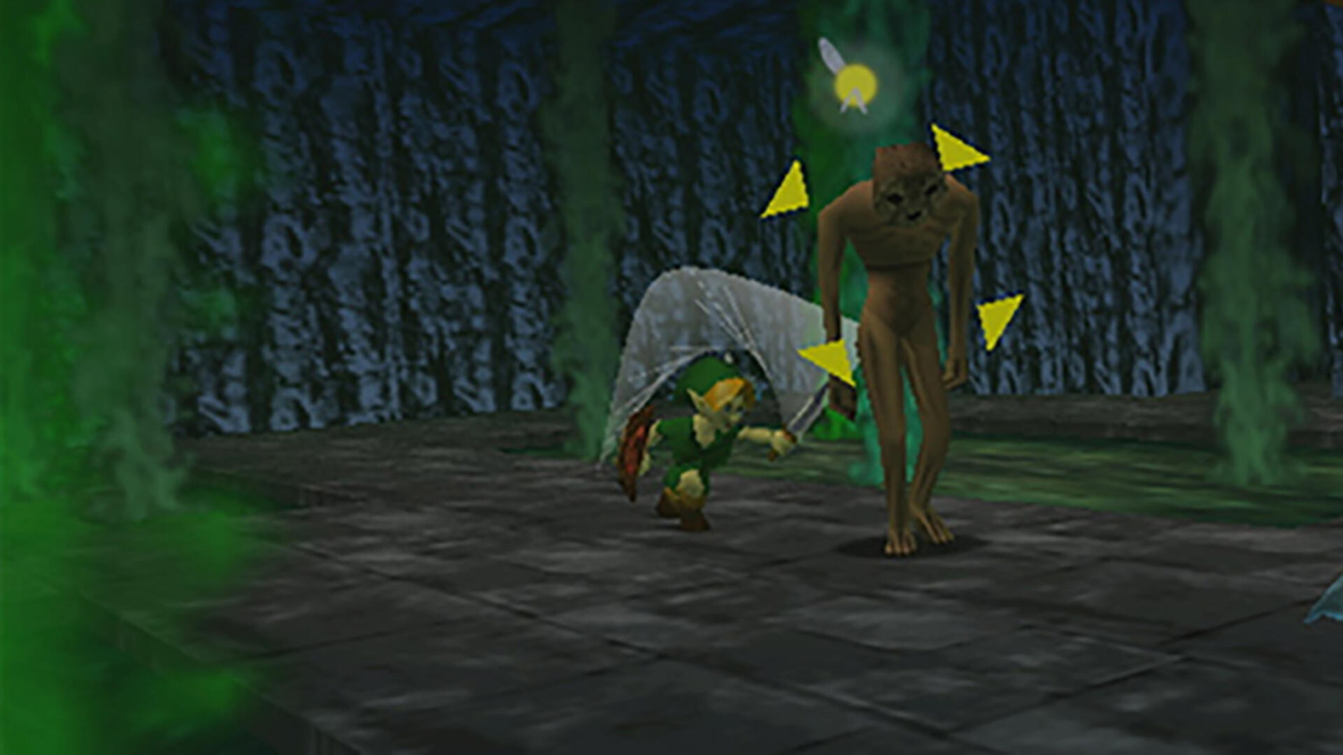 What's Your Favorite Video Game Monster?