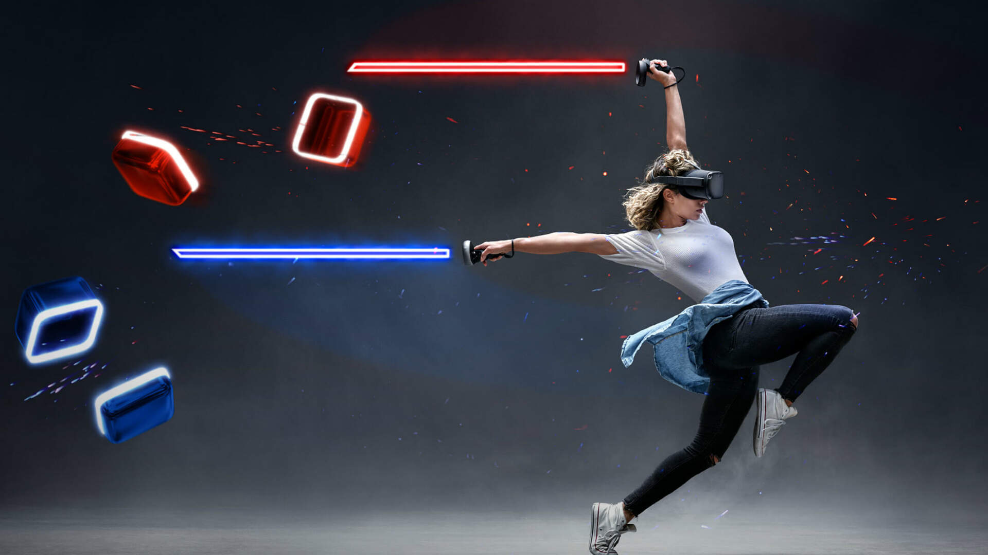 There's Now a Way to Play Oculus Rift Games on Your Oculus Quest