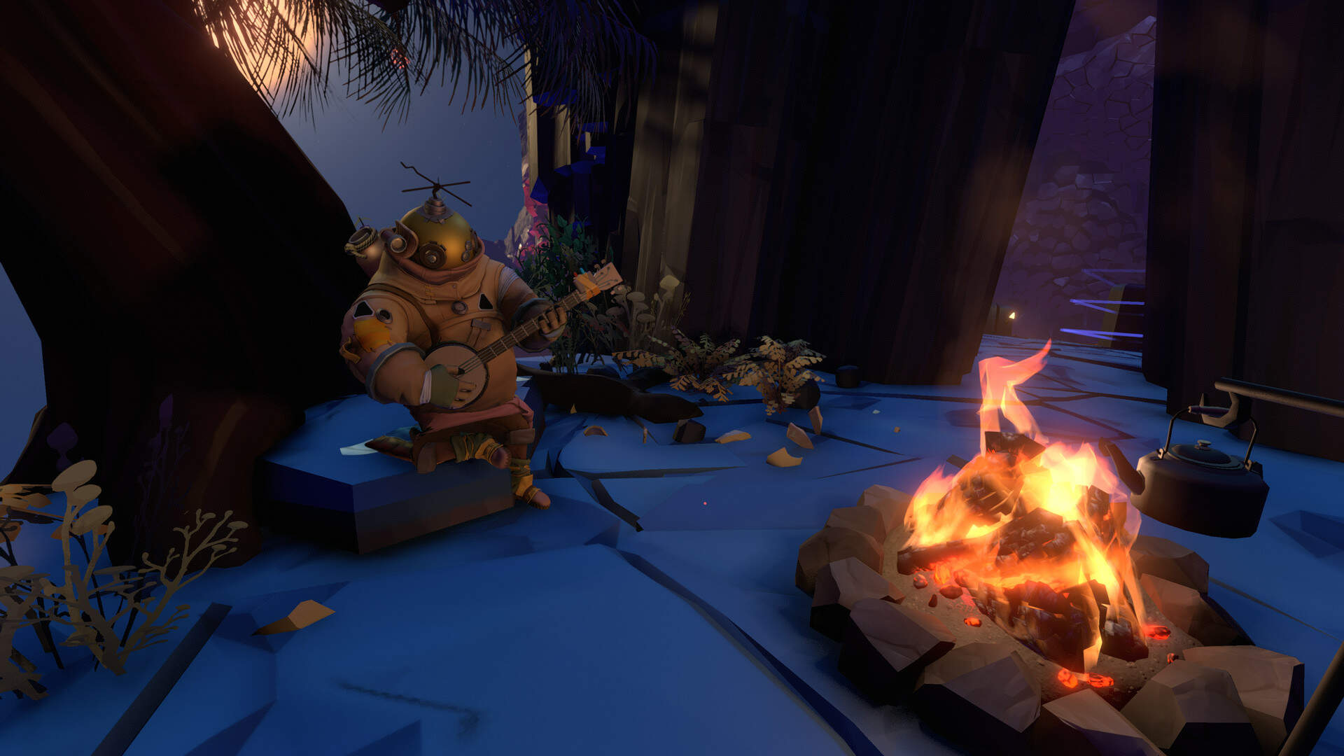 Outer Wilds' Dangerous Exploration Lands on Steam in Ramshackle Spaceships Today