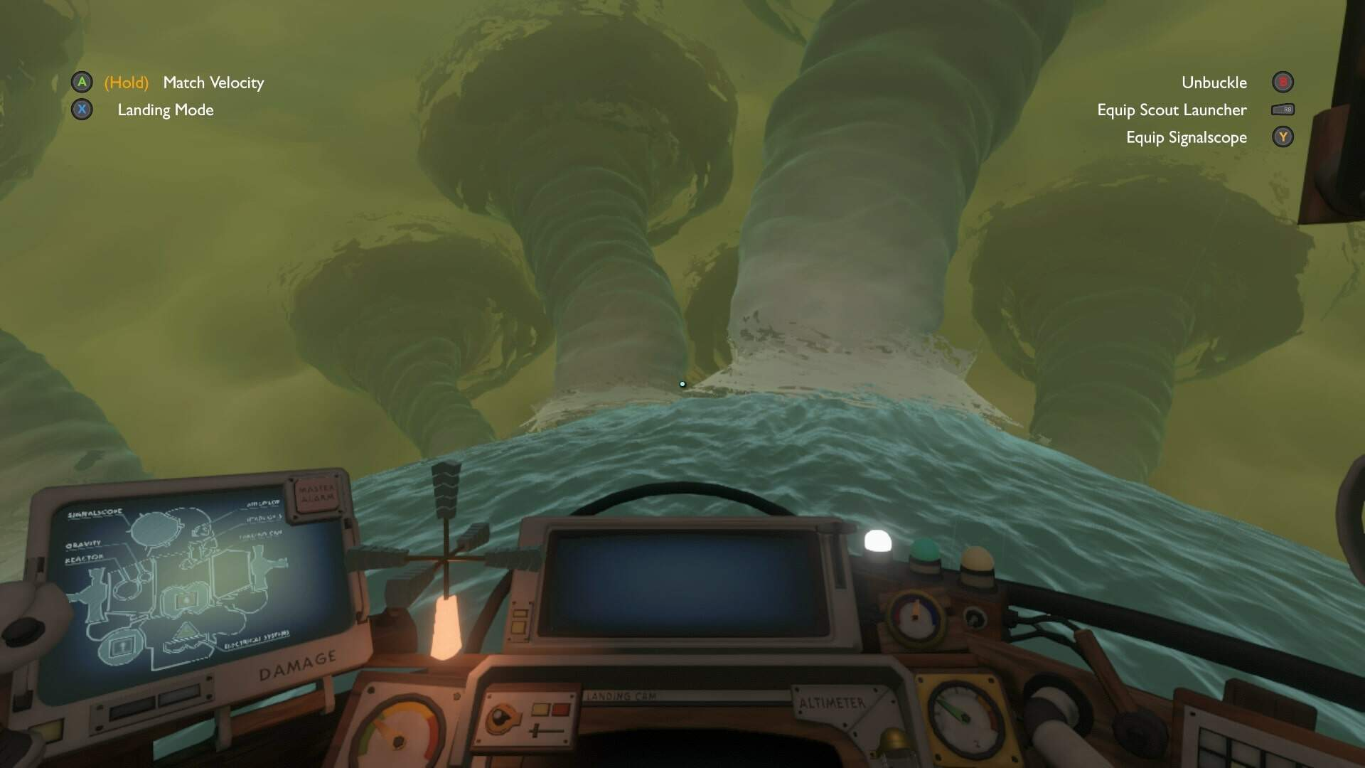 Outer Wilds Giants Deep - How to Get to the Giants Deep Core