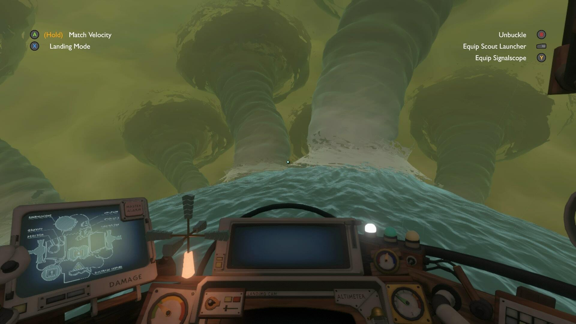 Outer Wilds Giants Deep - How to Get to the Giants Deep Core | USgamer