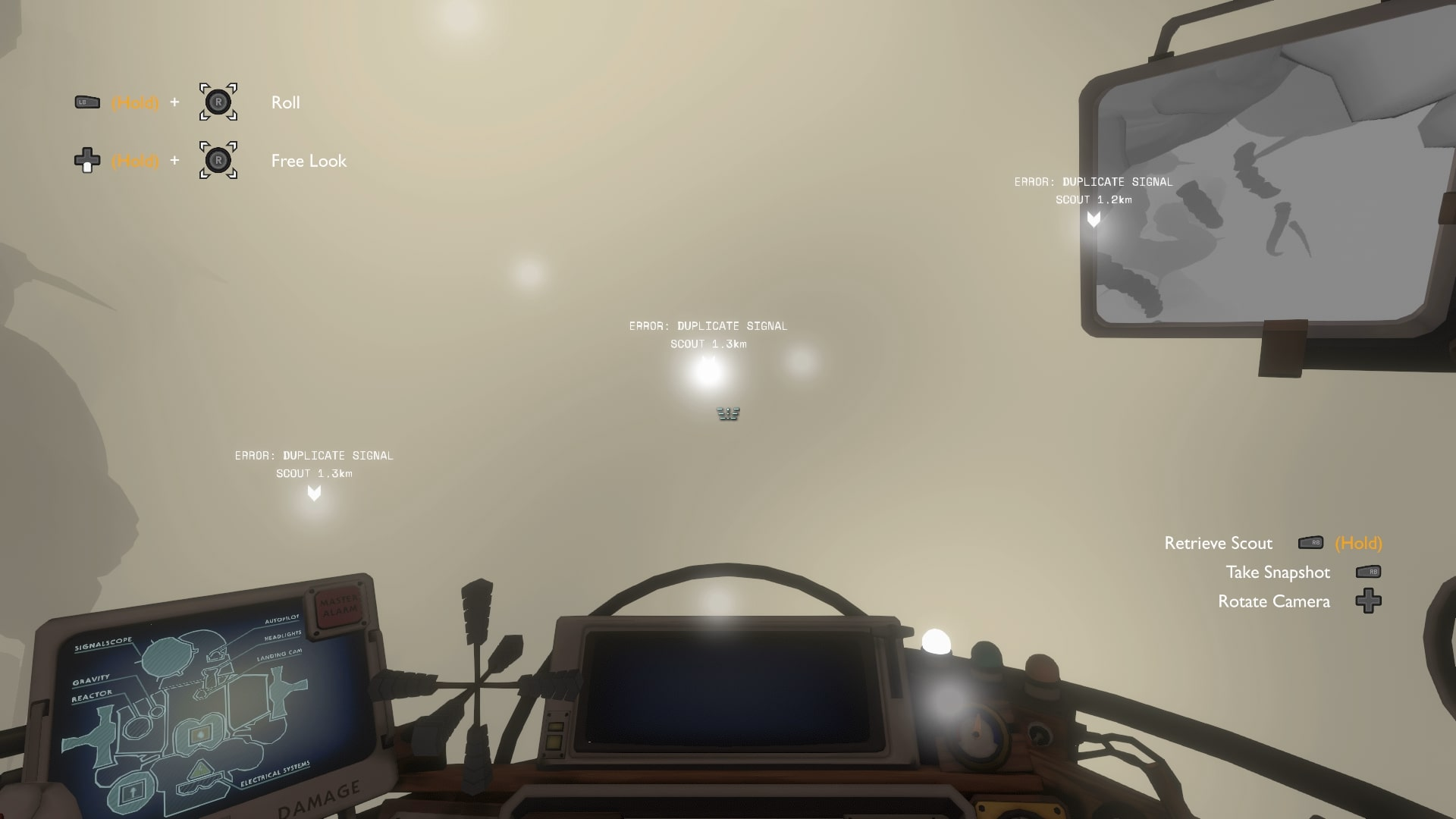 Outer Wilds Dark Bramble: How to Get Past the Angler Fish and Find