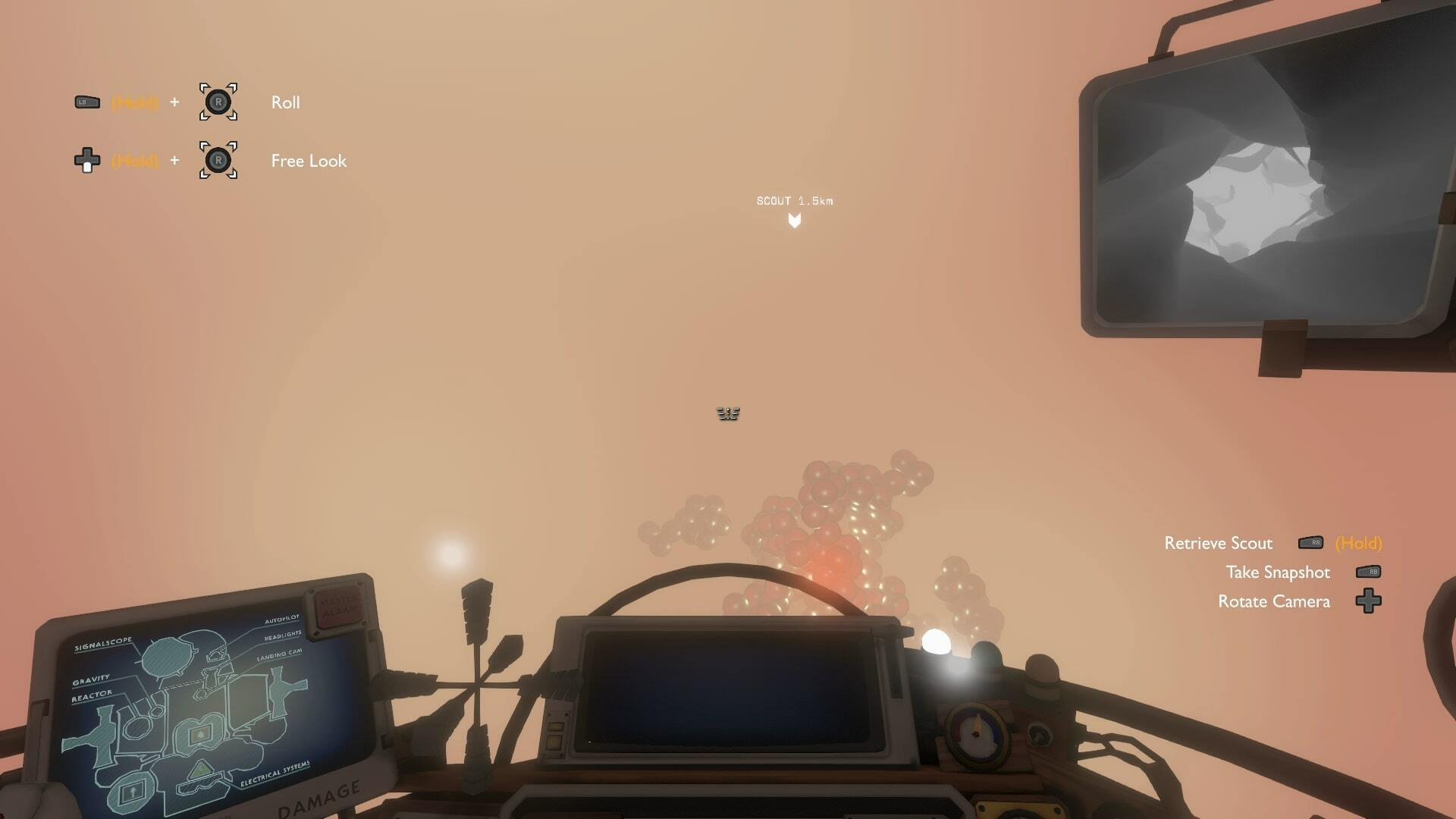 Outer Wilds Vessel - Where to Find the Vessel, Vessel Puzzle Solution