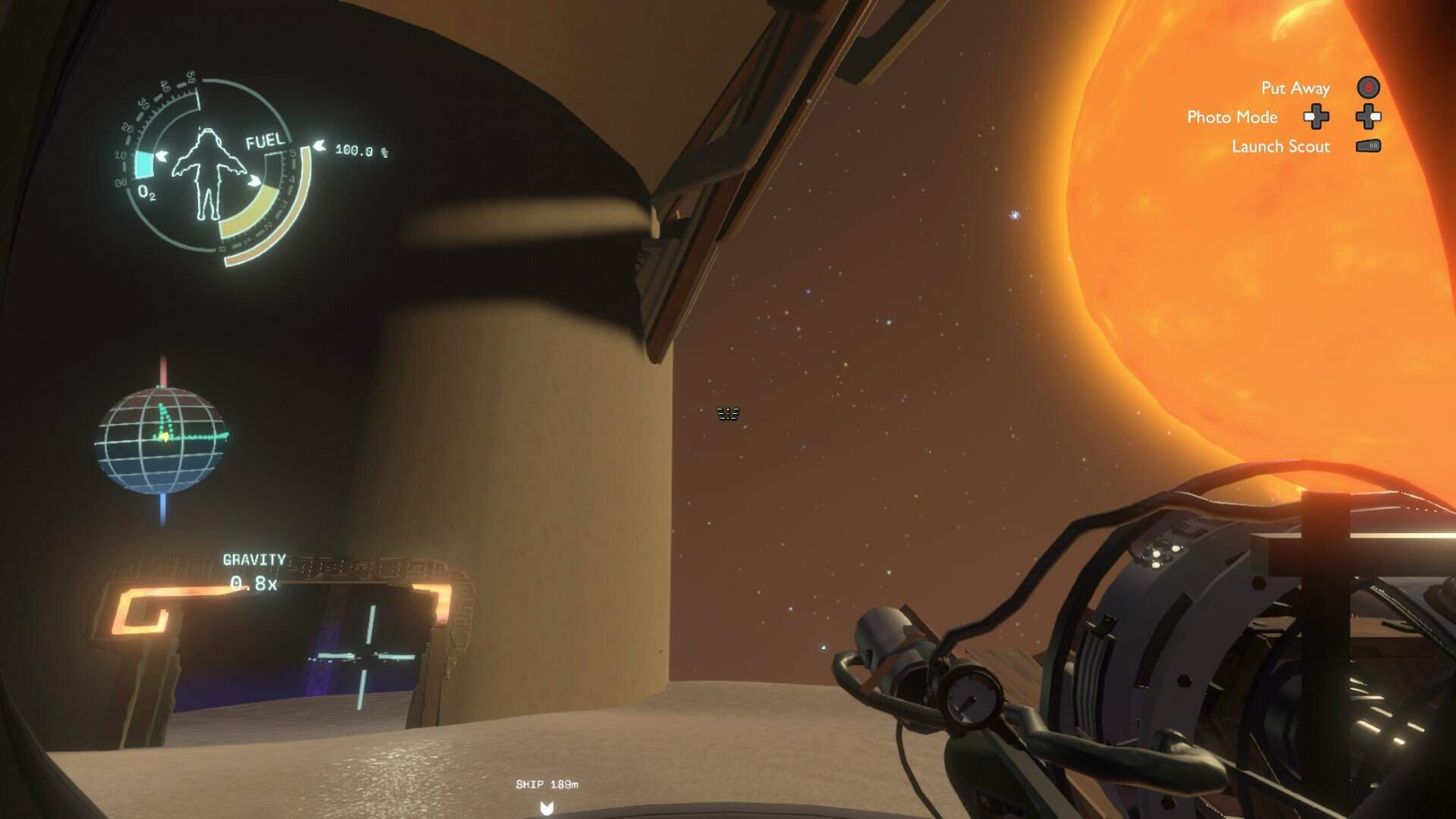 Outer Wilds Ash Twin Core - How to Reach the Ash Twin Project and Get the Warp Core
