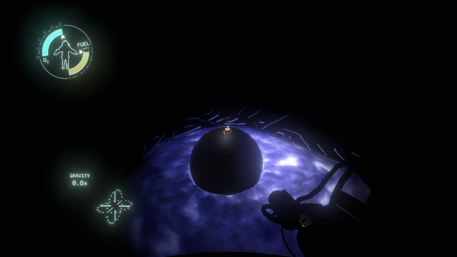Outer Wilds Eye of the Universe - How to Reach the Eye of the Universe