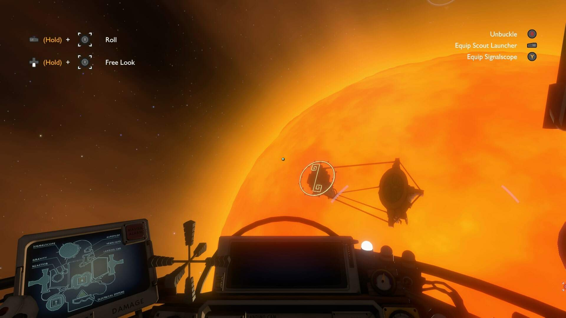 Outer Wilds Sun Station - How to Reach the Sun Station