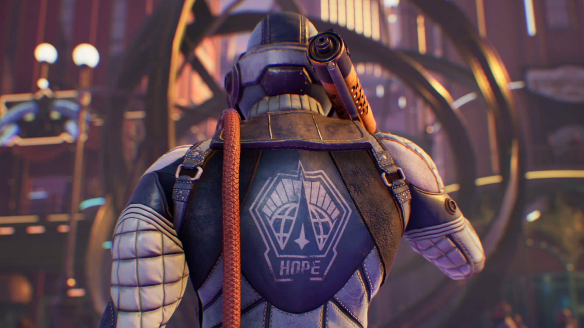 Axe of the Blood God Interviews The Outer Worlds Developers Leonard Boyarsky and Nitai Poddar