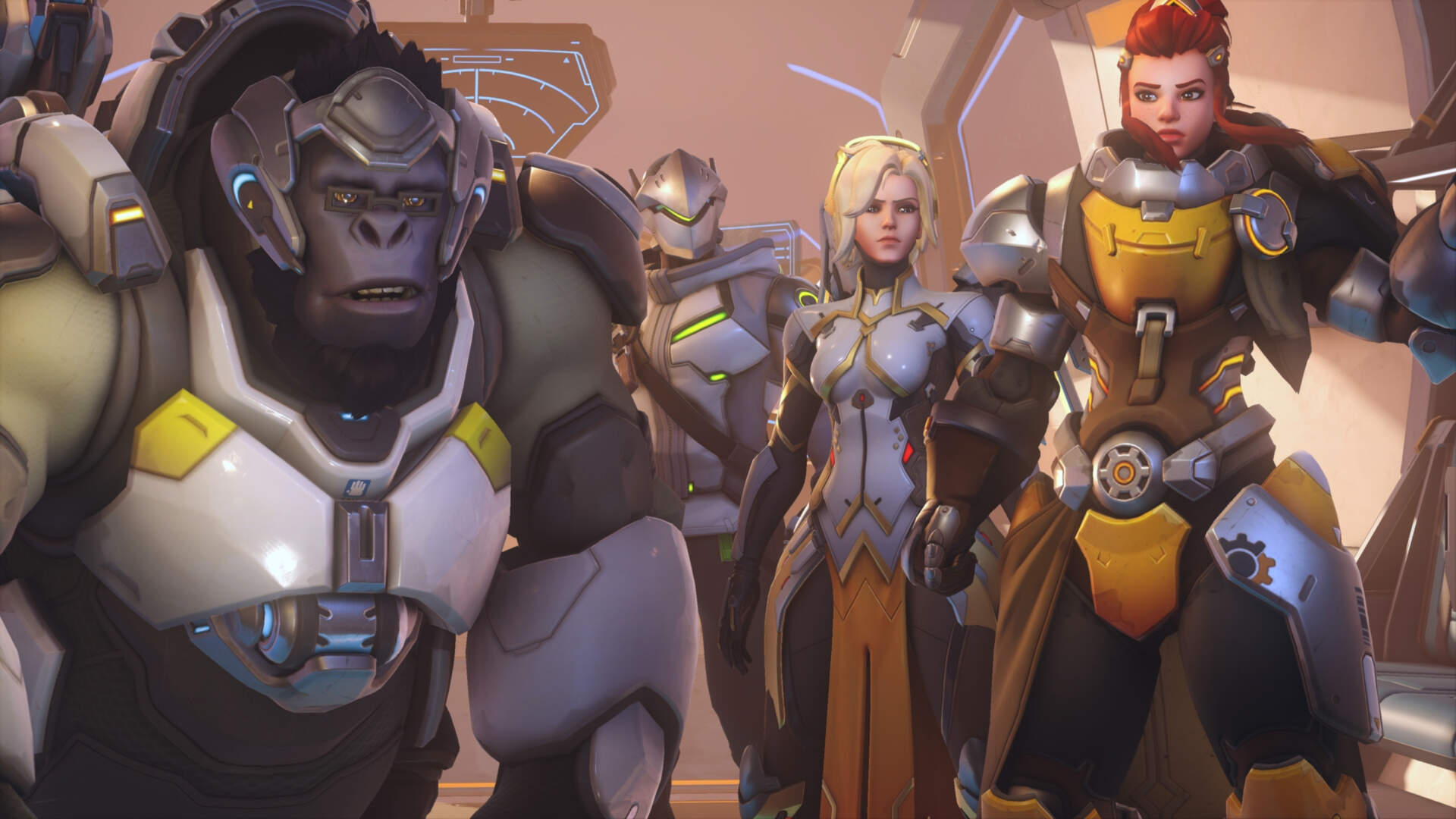 Blizzard Confirms Overwatch Players Will Be Able to Play Overwatch 2 PvP Content