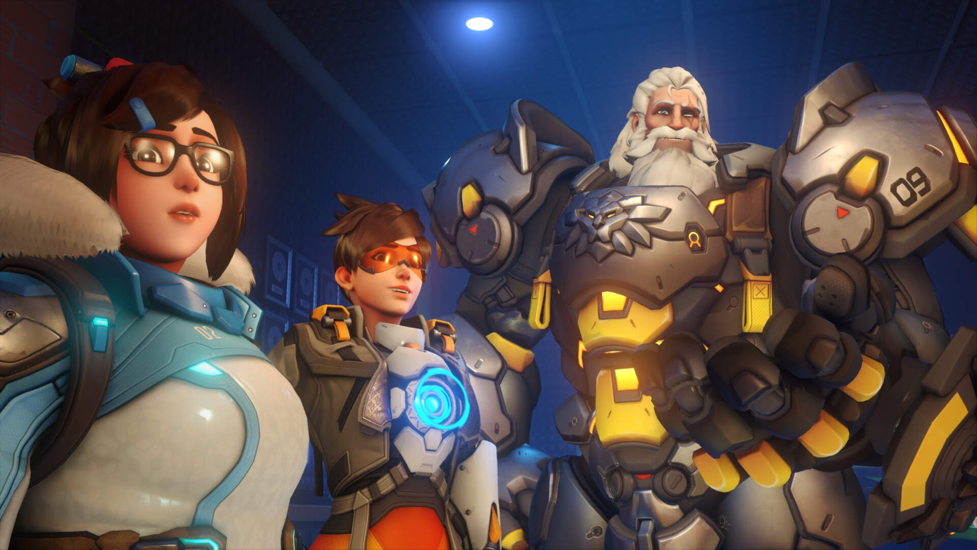 Overwatch Is Removing Hero Pools From Its Competitive Mode