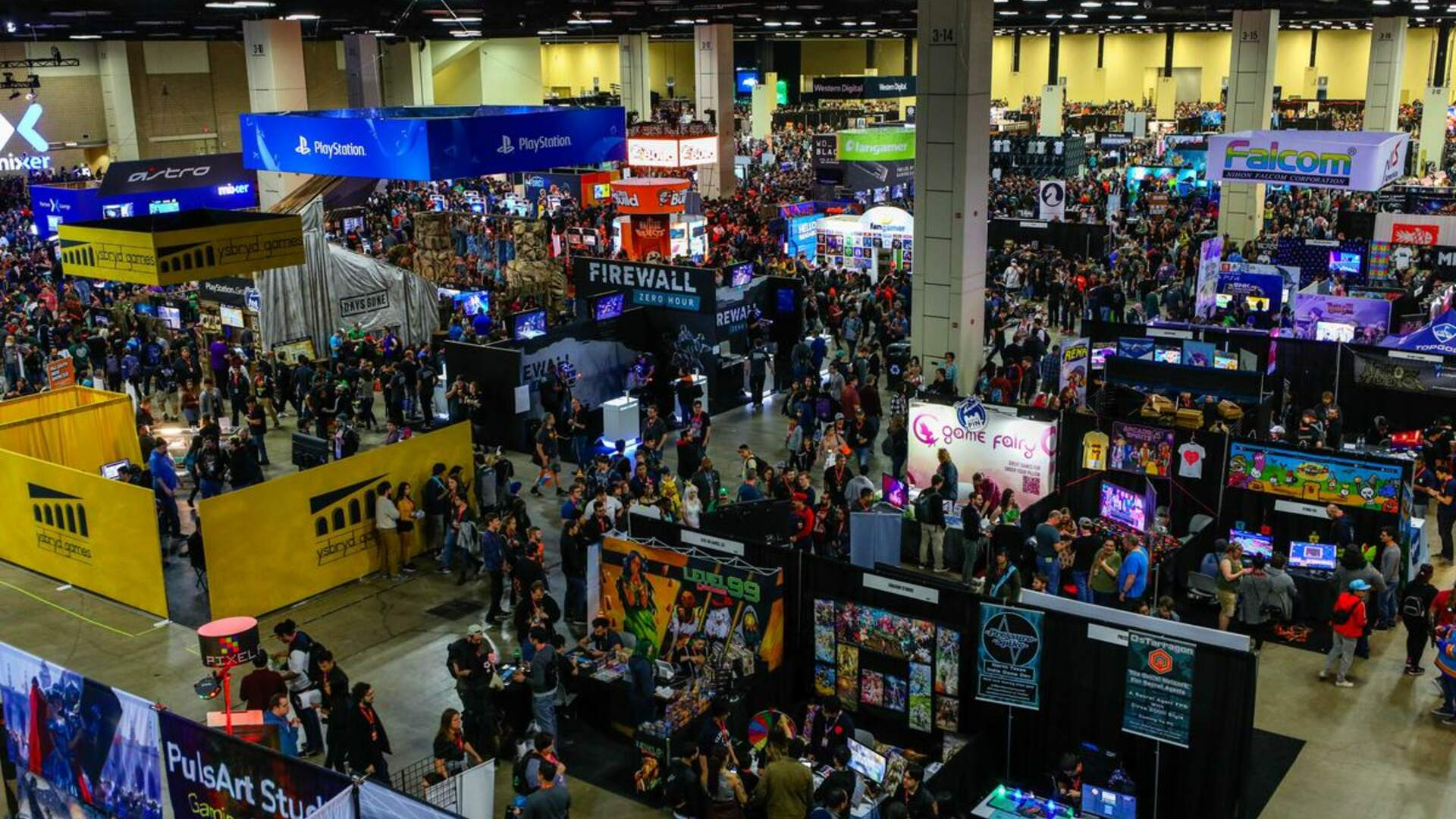 USG is at PAX East 2019! Panel Times, Coverage, and Where to Find Us!