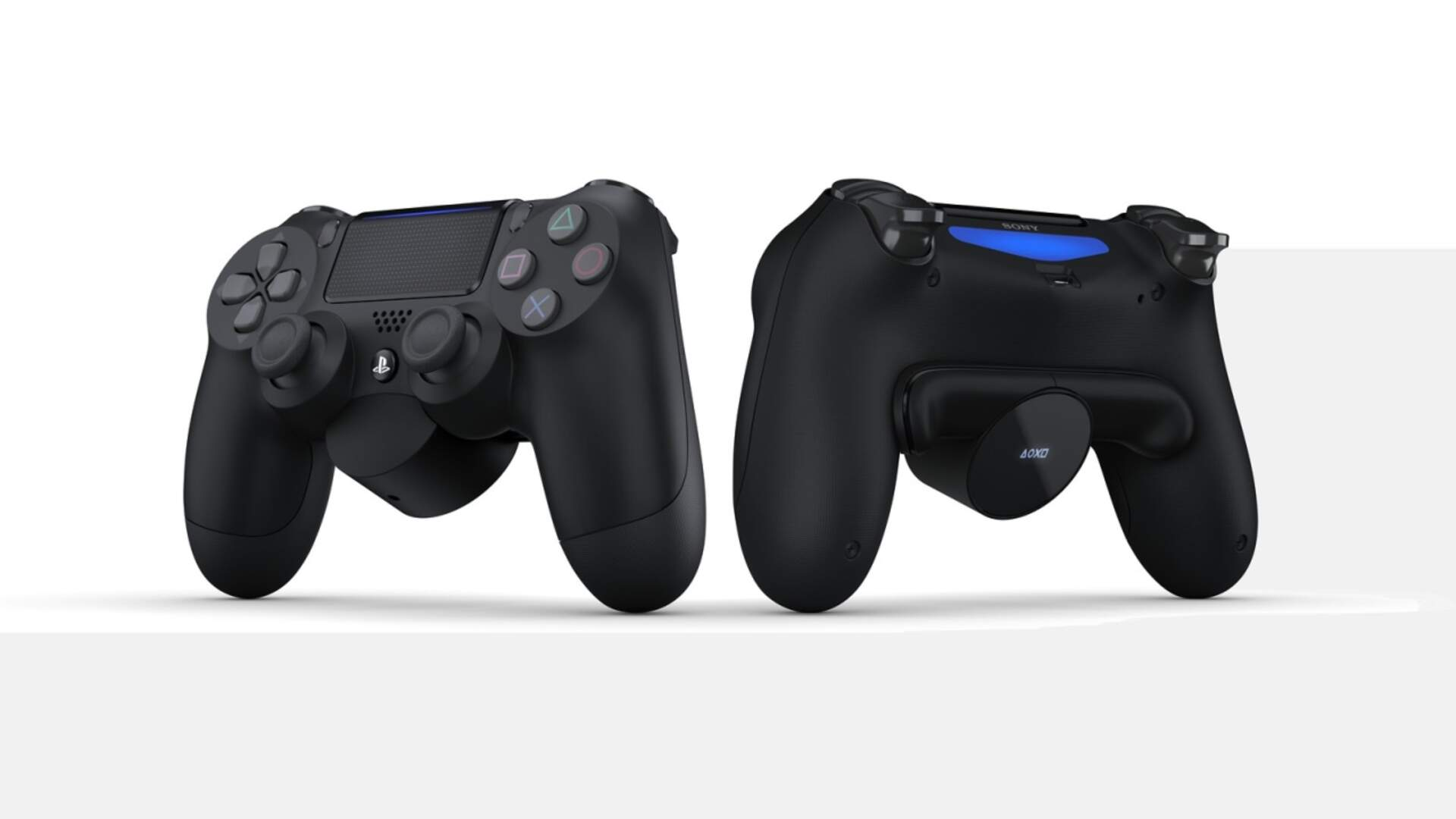 PlayStation's Back Button Attachment Finally Makes More Use of That Bottom Port