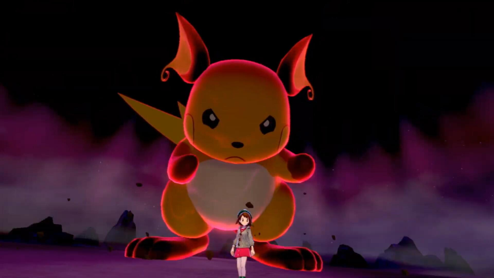 Pokemon Sword and Shield Has Giant Pokemon, Four-Player Raids, and a November Release Date