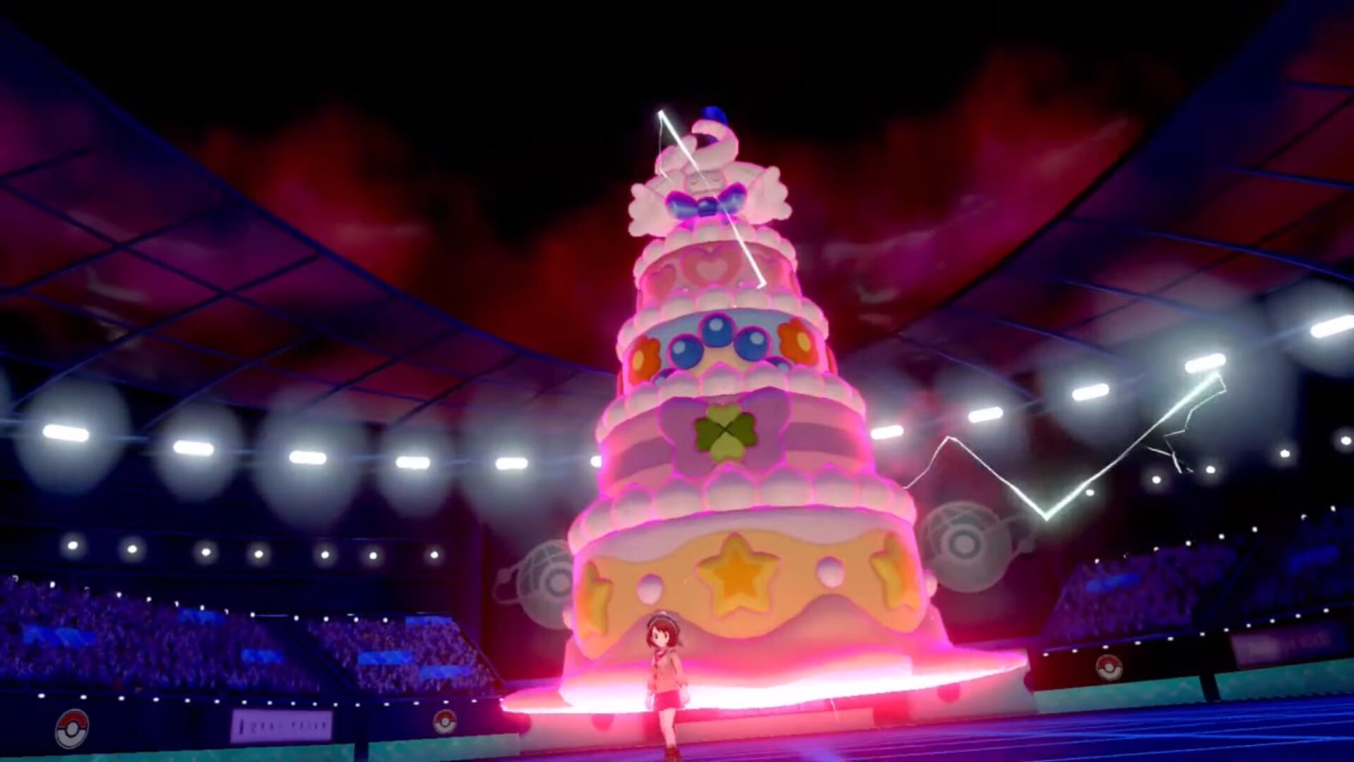 Pokemon Sword and Shield Gigantamaxing Revealed in New Gameplay, Alongside Version-Exclusive Gym Leaders