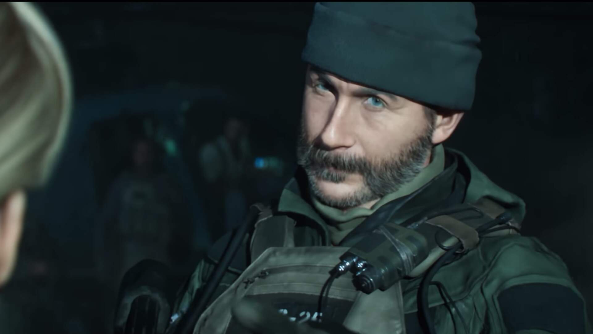 Call Of Duty Modern Warfare 2019 Cast Meet The Actors Behind