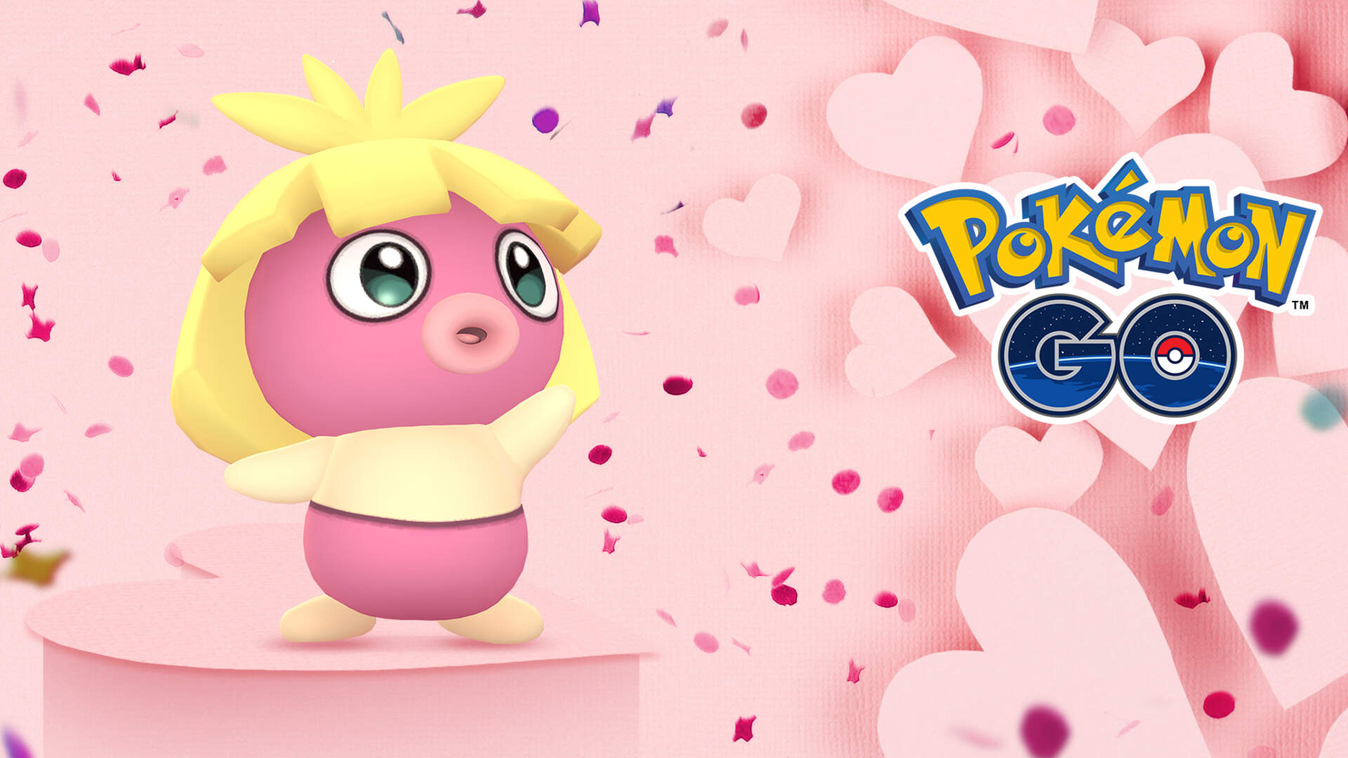 Pokemon Go Valentine's Day Celebration - Date and Time, Double Candy, Six-Hour Lures