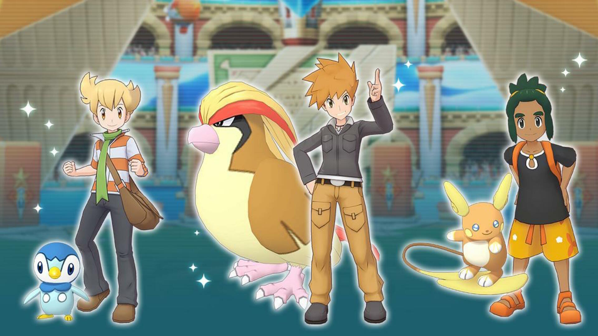 Pokemon Masters Cruises Past 10 Million Downloads Within 4 Days