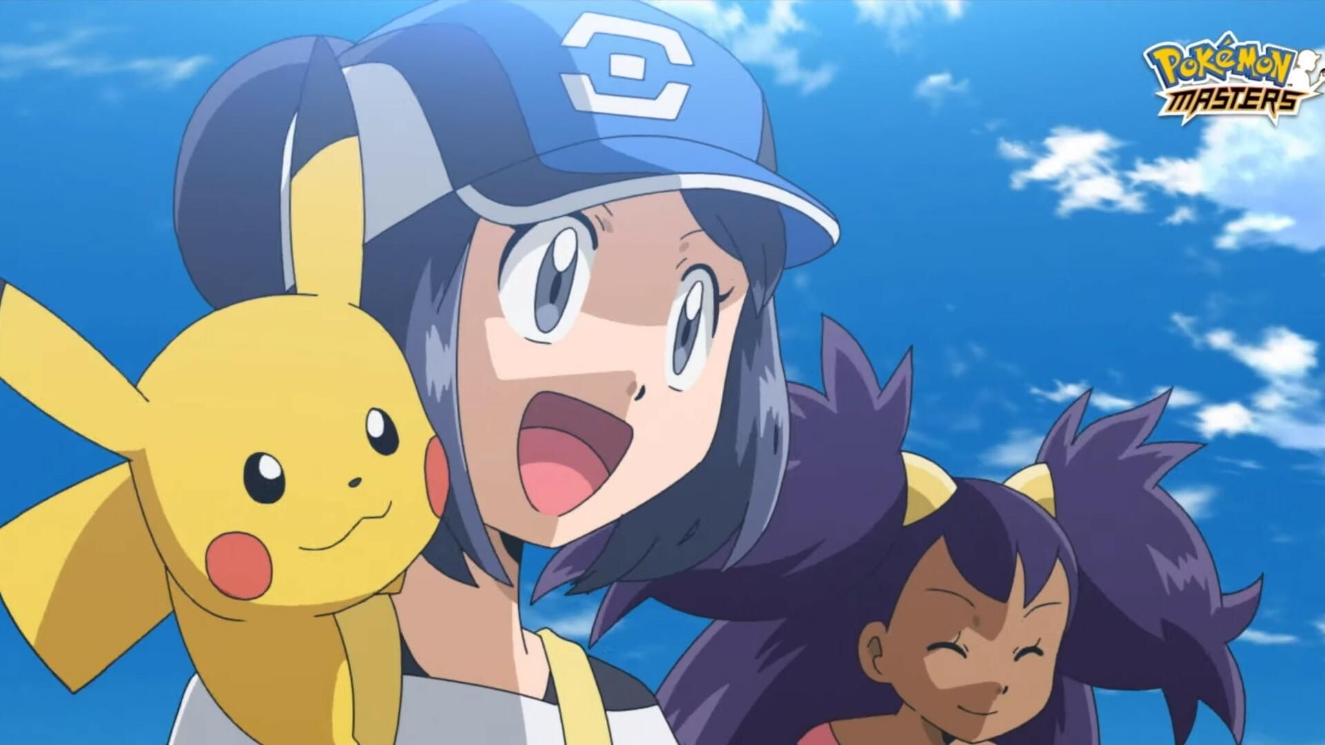 Pokemon Masters Roadmap Aims to Make the Game Actually Fun to Play