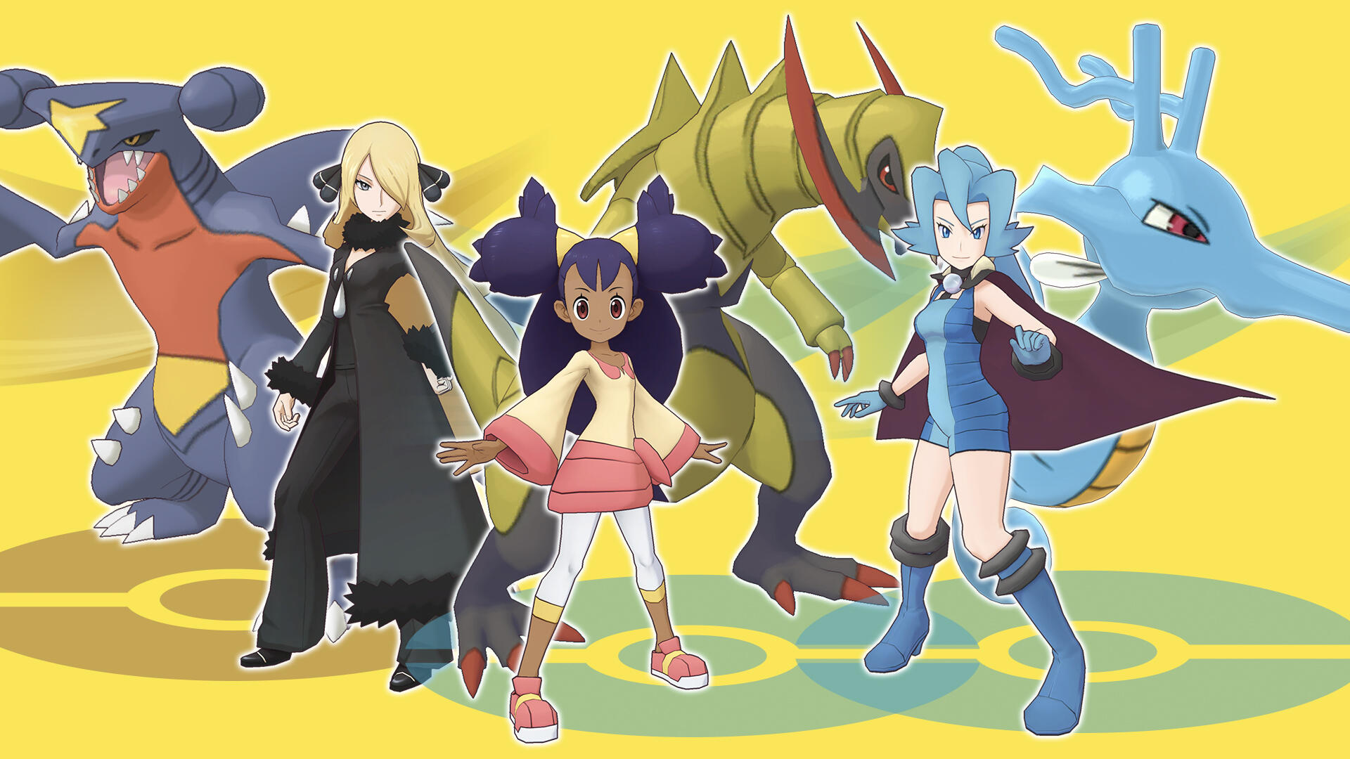 7 Classic Trainers We Spotted in Our Pokemon Masters Hands-On That Fans Will Remember Fondly