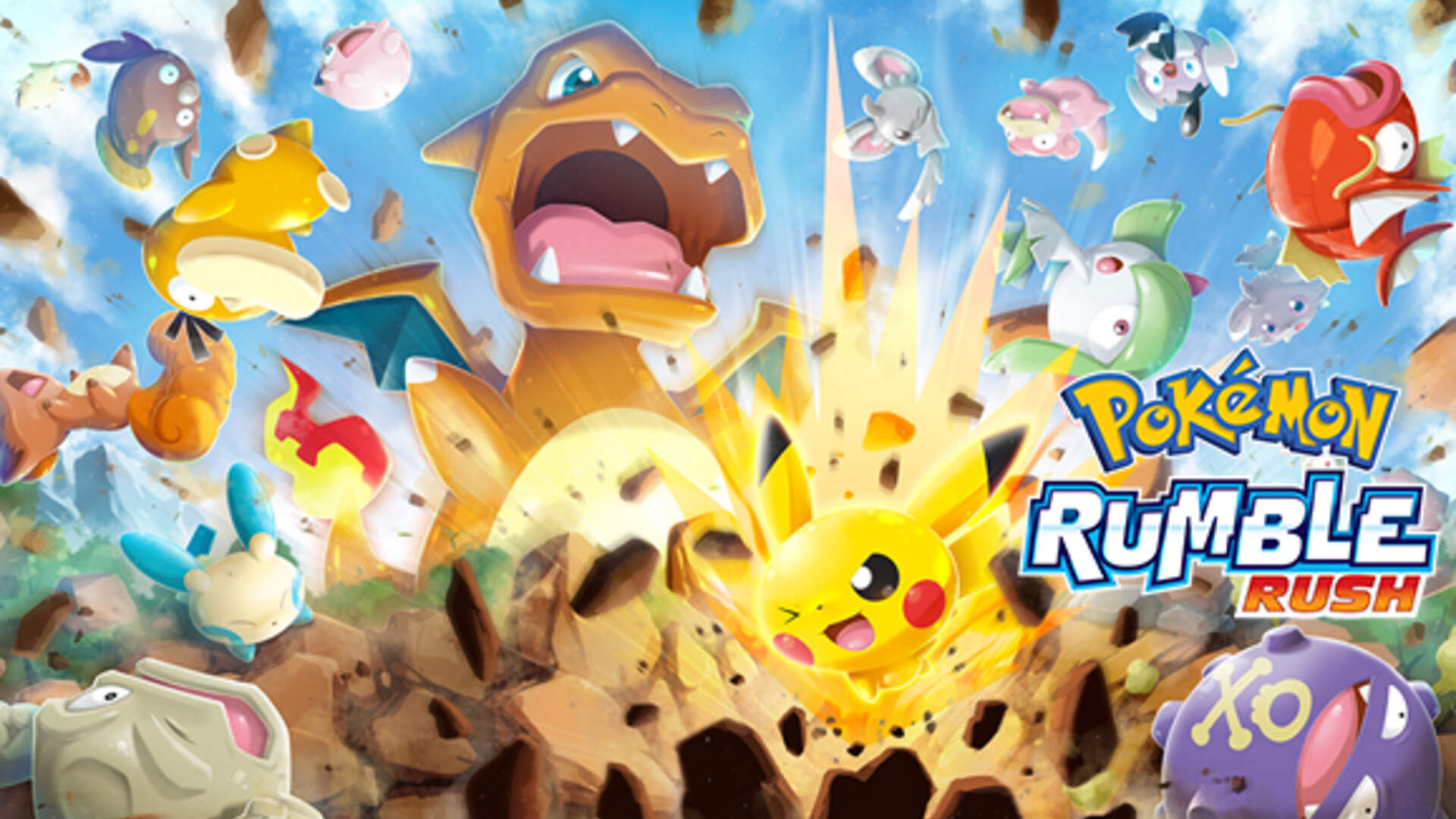 Pokemon Rumble Rush Shiny Pokemon - What Are the Sparkling Pokemon?