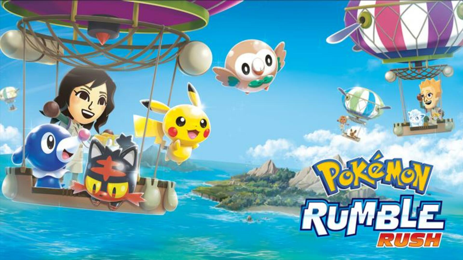 Pokemon Rumble Rush Tips - Controls, Auto-Attack, Is it Just Gen 1?