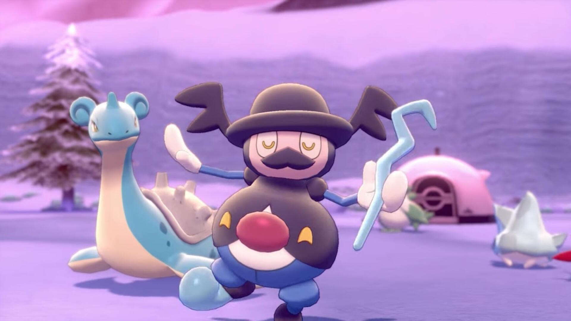 Pokemon Sword and Shield Mr. Mime - How to Get Kanto Mr. Mime and Mr. Rime
