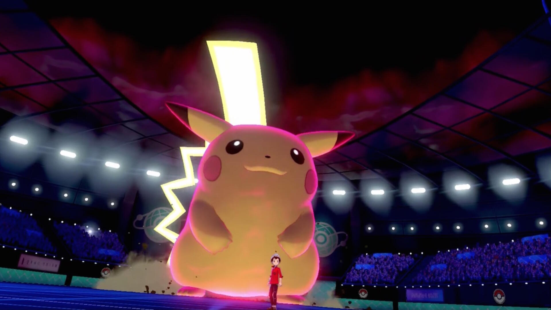Pokemon Sword and Shield Pikachu - How to Find Pikachu from Let's Go