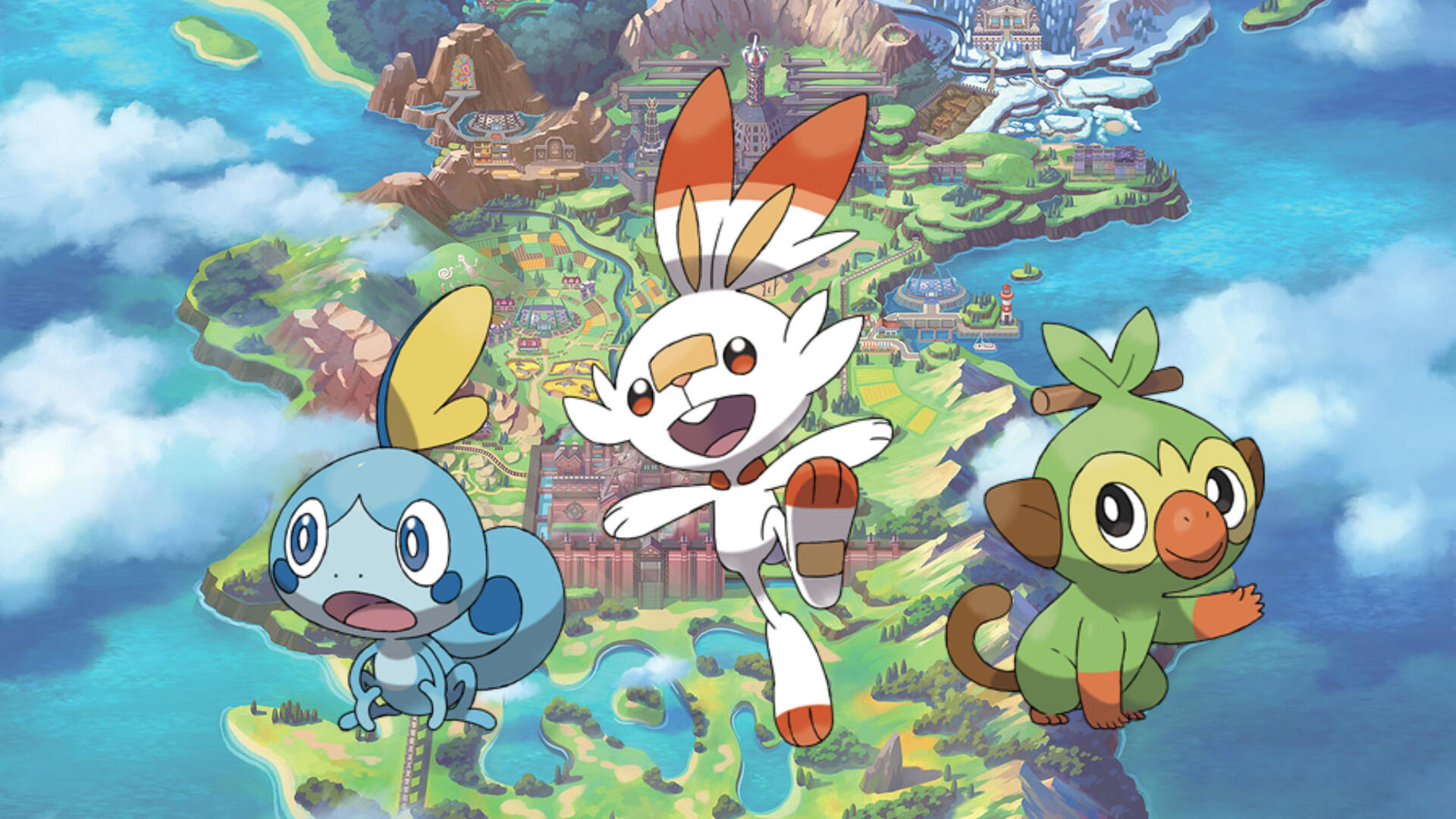 Pokemon Sword and Shield Direct Coming June 5