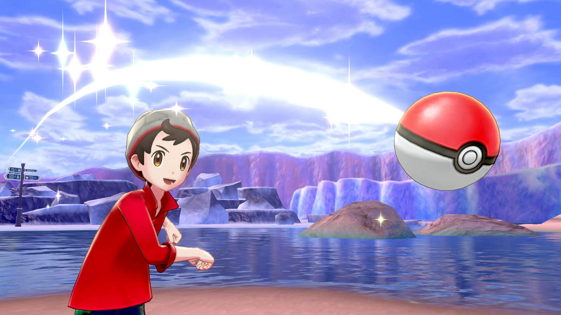 Pokemon Sword and Shield: How to Use the PC Box Link