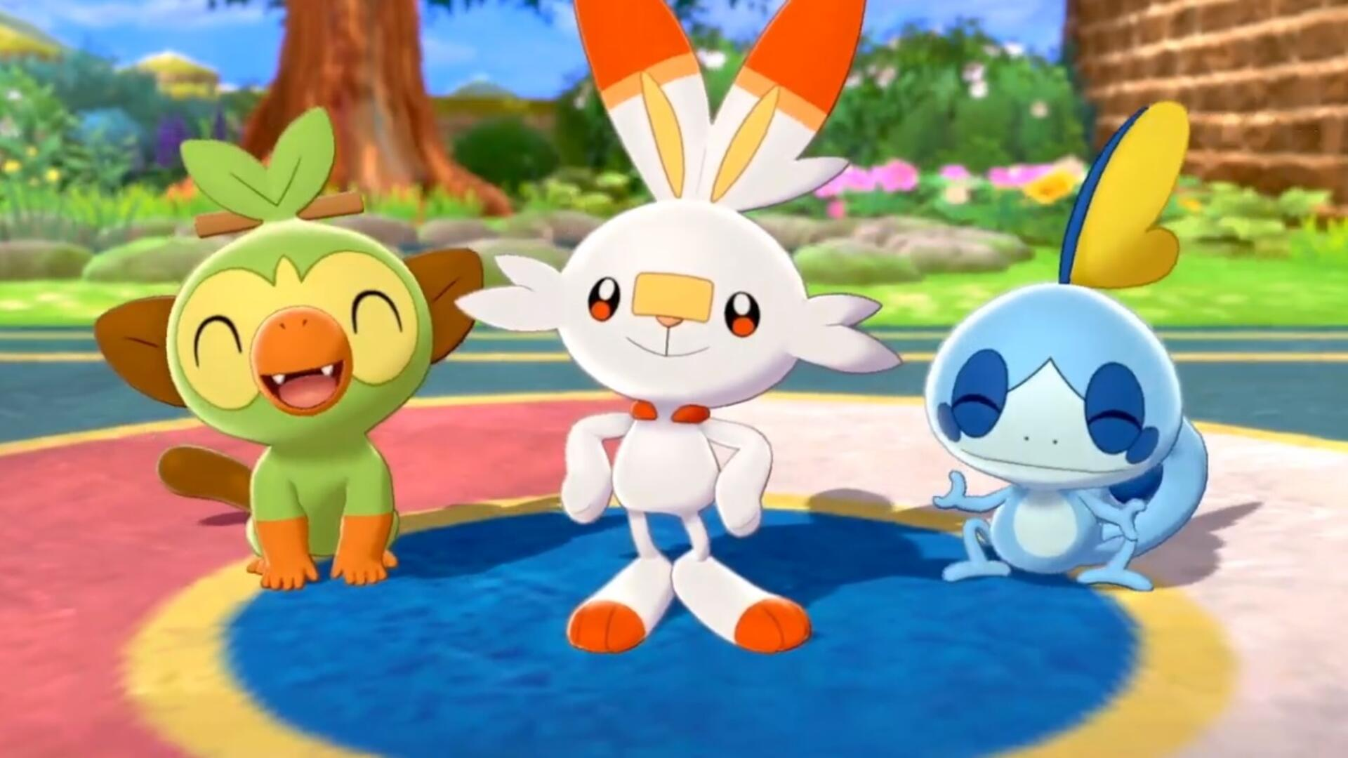 Sobble's Popularity Surprised Game Freak, Plus More Interesting Facts About Pokemon Sword and Shield's Starters