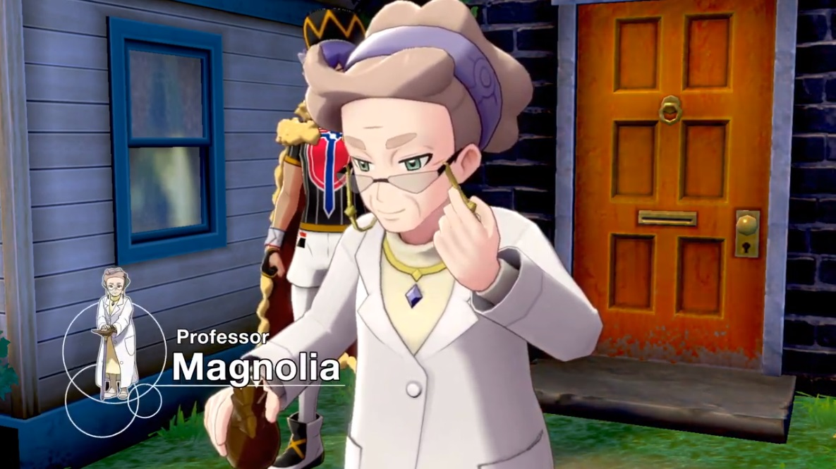 Pokemon Sword And Shield Has Giant Pokemon Four Player Raids And A