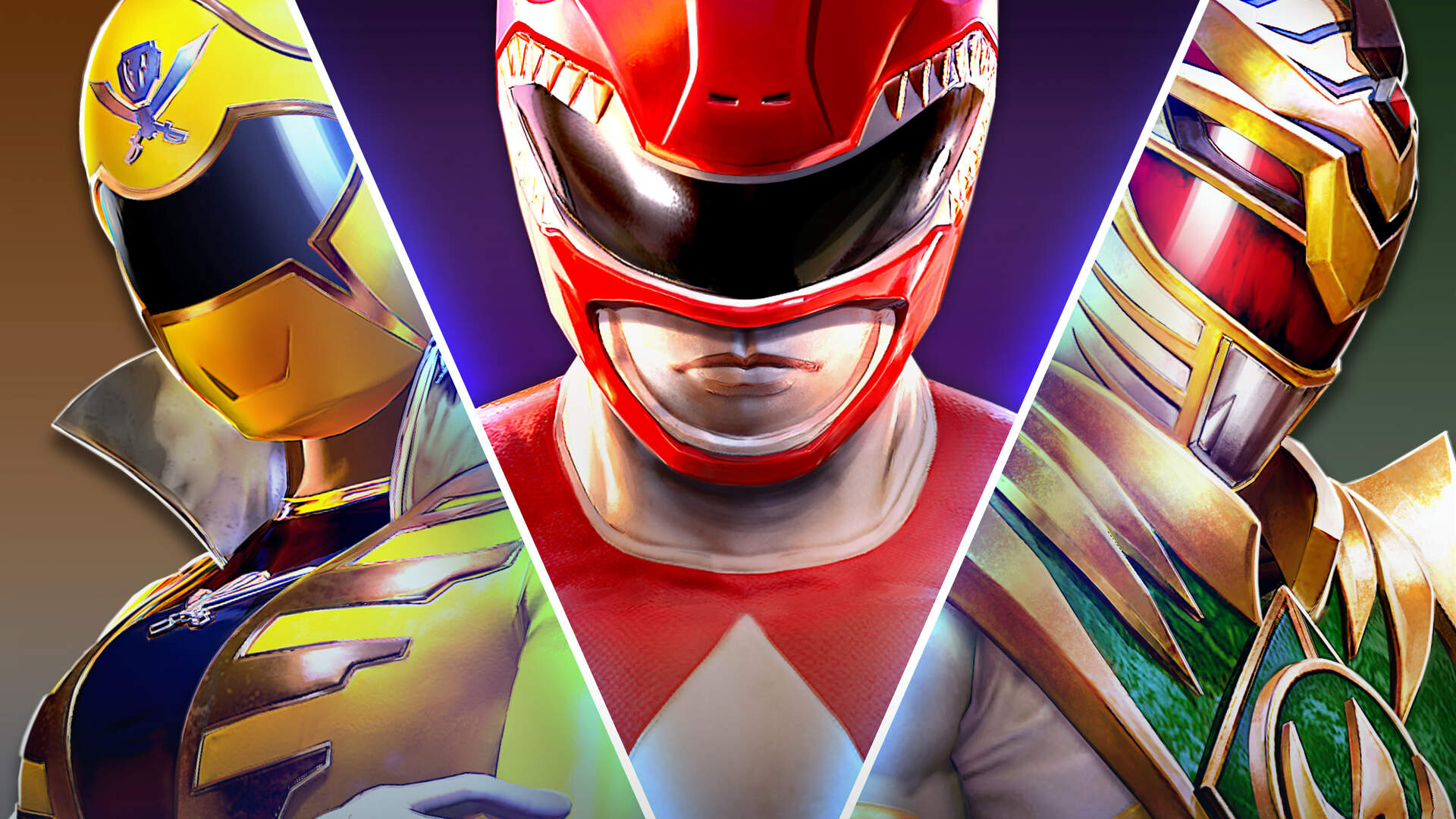 Power Rangers Fighting Game Morphin to Consoles in April