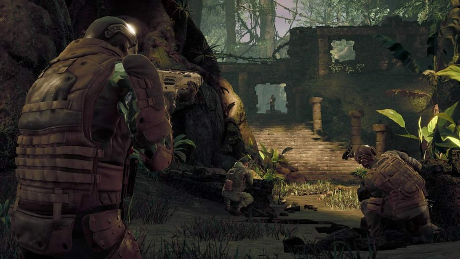 Predator Hunting Grounds Gameplay: Release Date, PS4 Exclusive, Can You Play as The Predator?
