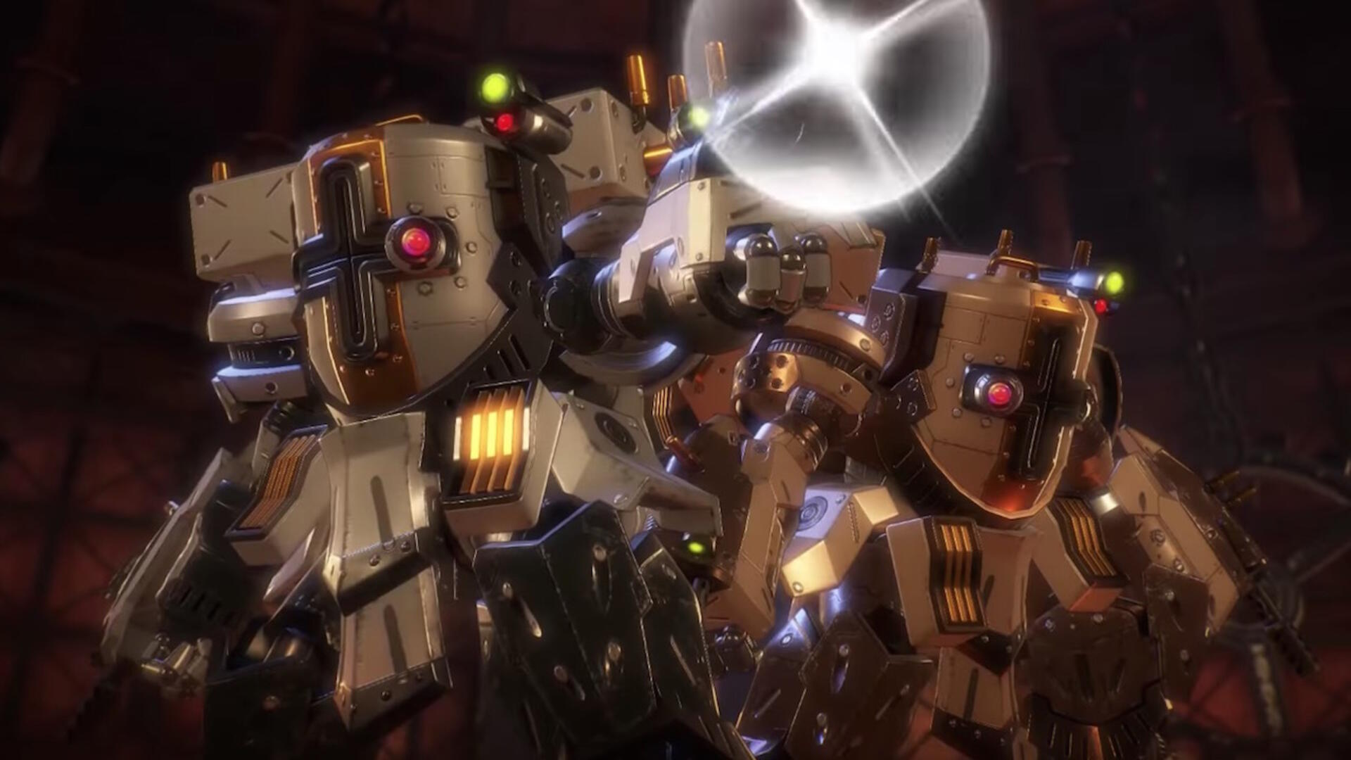 Project Sakura Wars Trailers Show Off New Characters, Mechs, and Gameplay Details